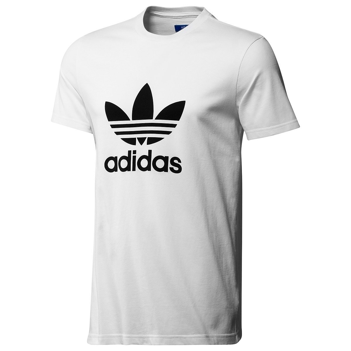 Adidas originals trefoil tee shirt herren t shirt for Adidas lotus t shirt