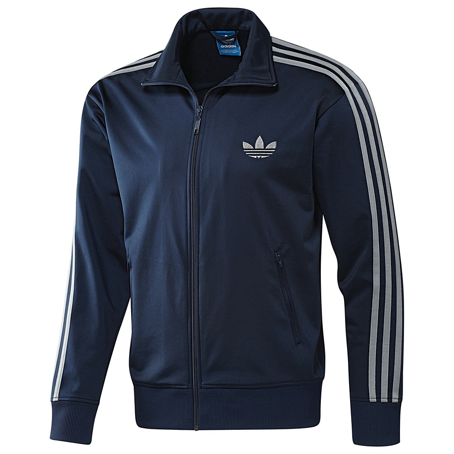 jacket adidas originals firebird track top dark blue men 39 s. Black Bedroom Furniture Sets. Home Design Ideas