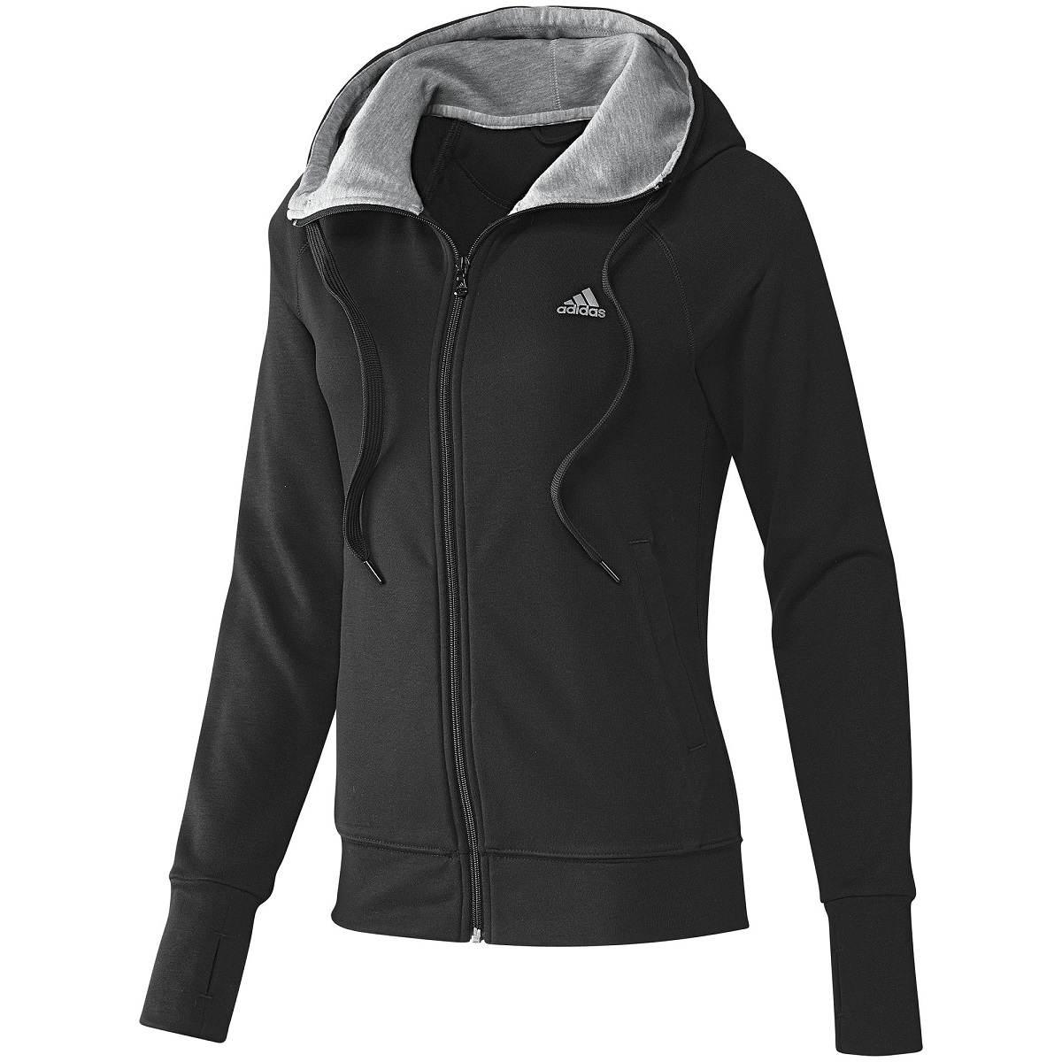 adidas prime hooded jacke kapuzenjacke trainingsjacke. Black Bedroom Furniture Sets. Home Design Ideas