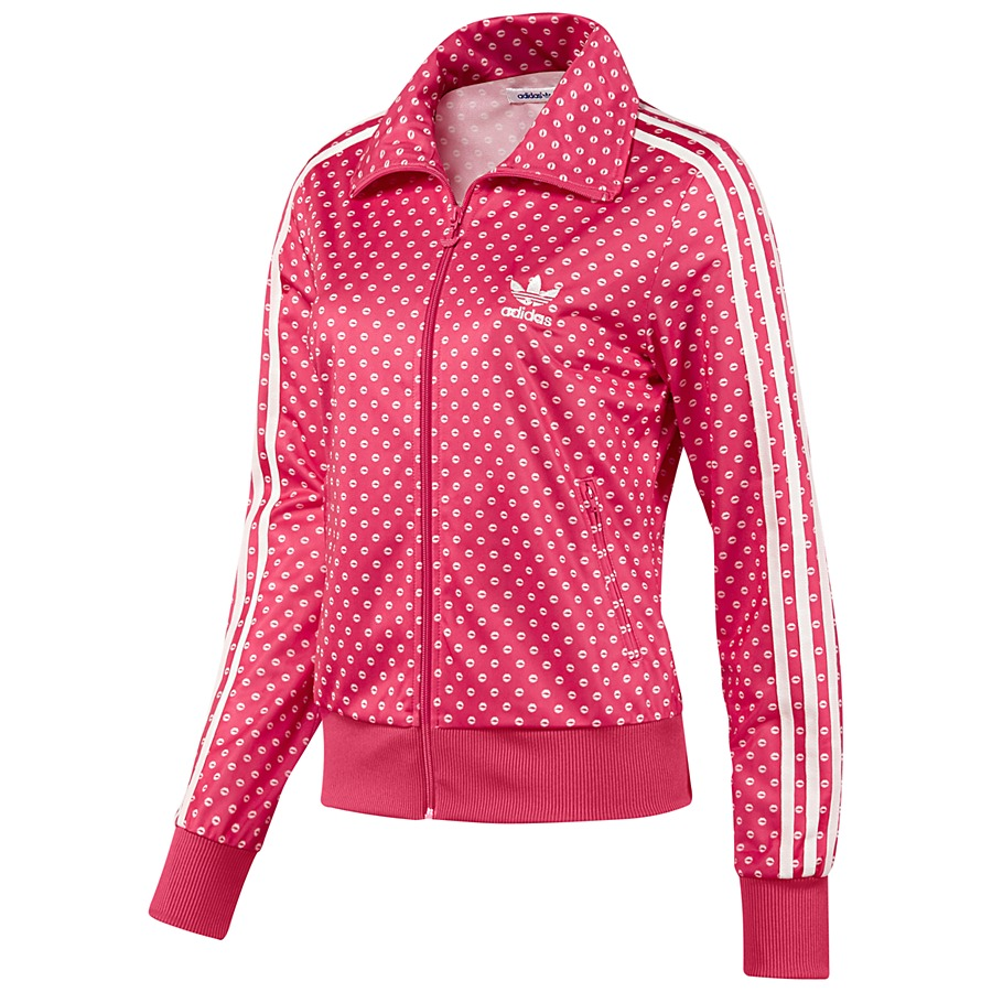 adidas originals firebird track top blaze pink jacke damen. Black Bedroom Furniture Sets. Home Design Ideas