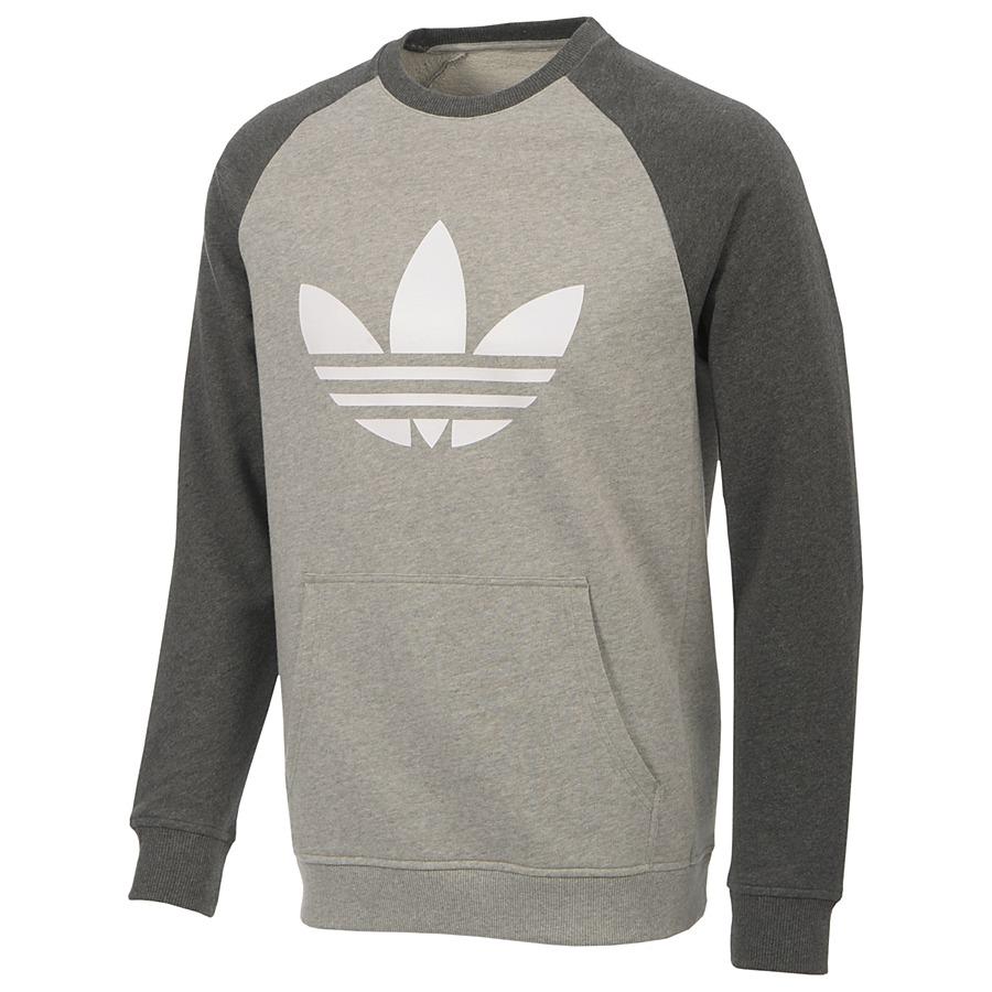 adidas originals sport lite crew shirt sportshirt pullover. Black Bedroom Furniture Sets. Home Design Ideas