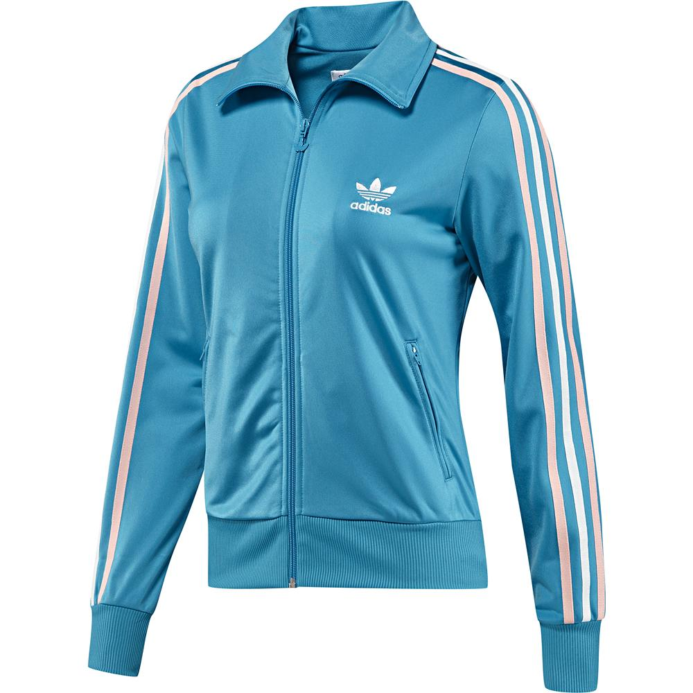 adidas originals firebird tuerkis damen jacke fitnessjacke sportjacke. Black Bedroom Furniture Sets. Home Design Ideas