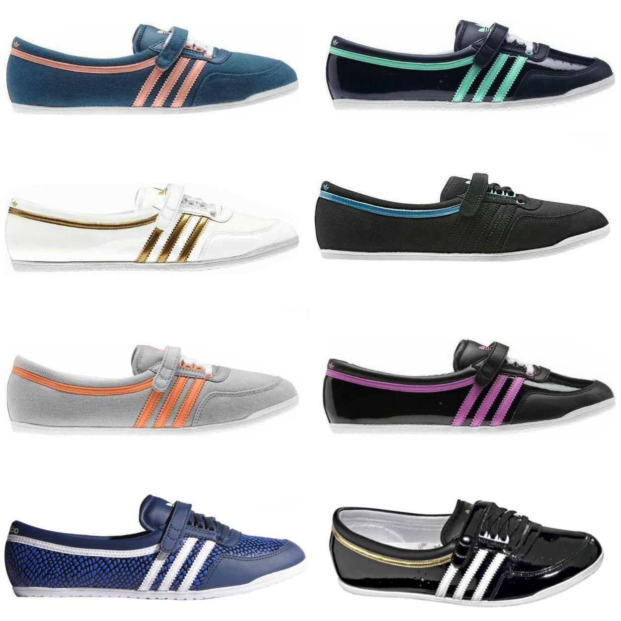 adidas originals concord round diverse farben schuhe slipper ballerina ebay. Black Bedroom Furniture Sets. Home Design Ideas