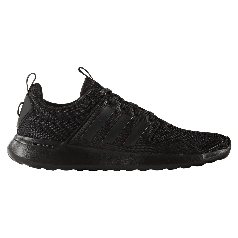 adidas cloudfoam lite racer schuhe turnschuhe sneaker damen schwarz aw4023 ebay. Black Bedroom Furniture Sets. Home Design Ideas