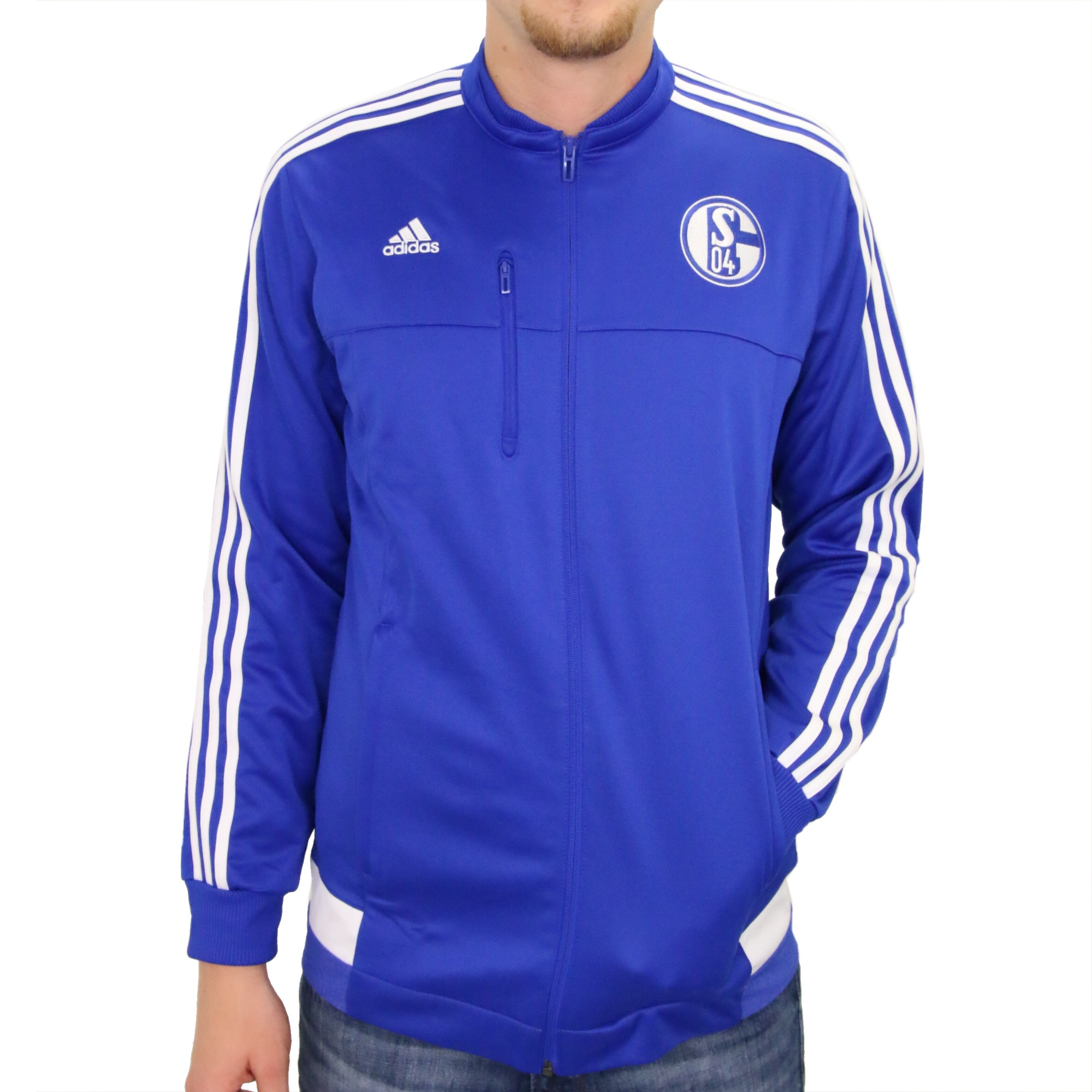 Schalke Jacke