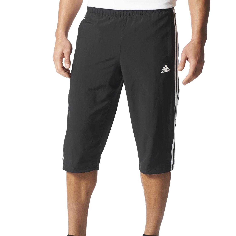 adidas sport essentials 3 streifen sporthose trainingshose. Black Bedroom Furniture Sets. Home Design Ideas