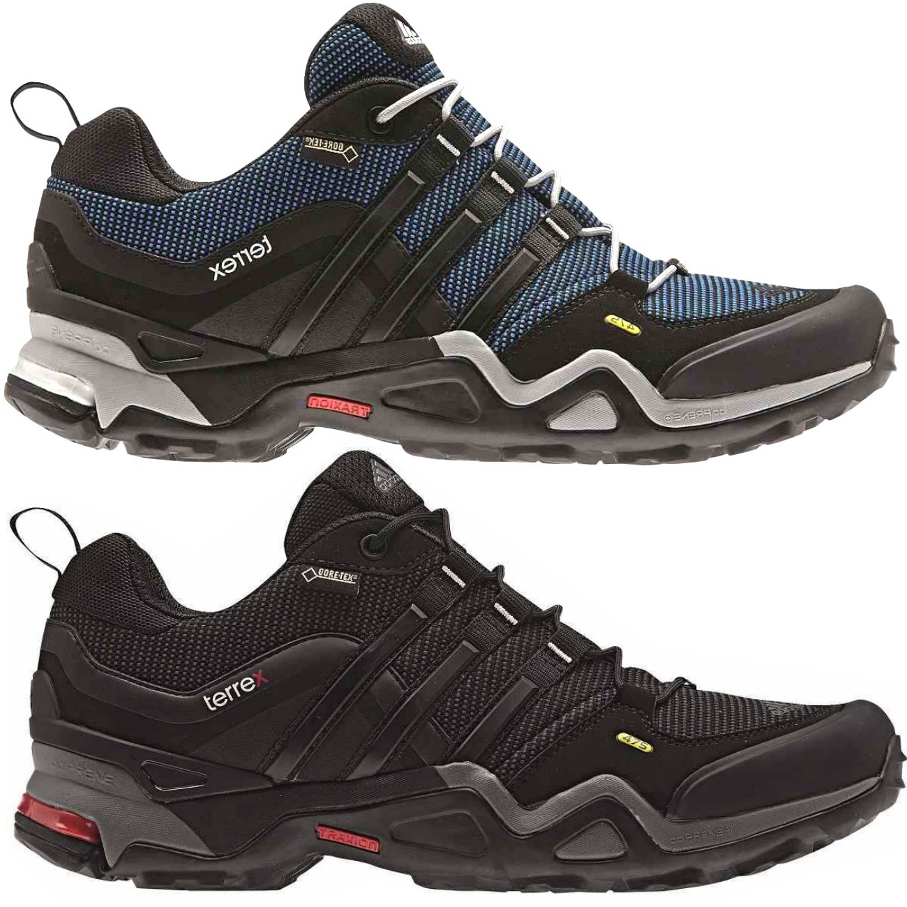 adidas terrex fast x gtx gore tex schuhe wanderschuhe. Black Bedroom Furniture Sets. Home Design Ideas