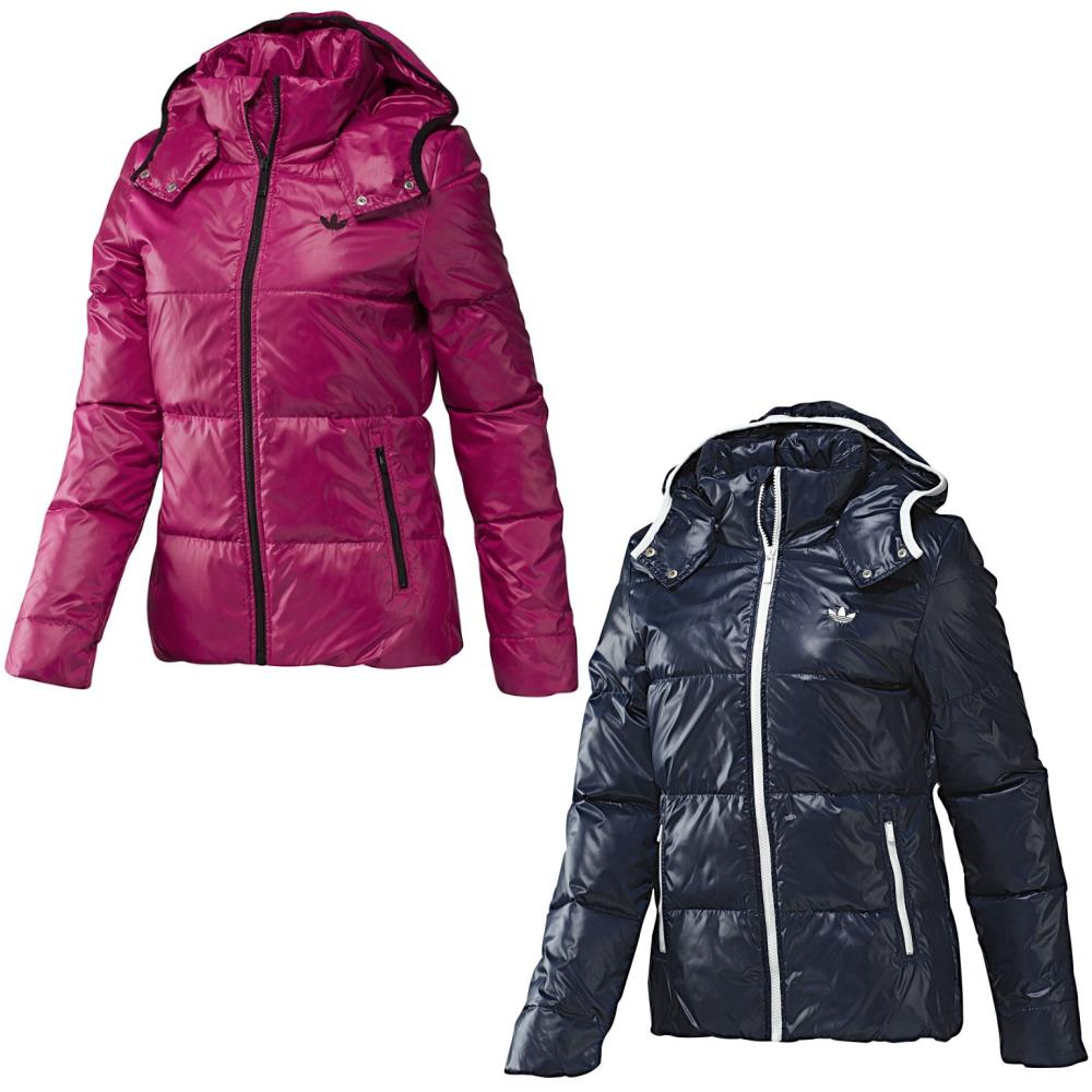 adidas originals down jacket jacke winterjacke daunenjacke. Black Bedroom Furniture Sets. Home Design Ideas