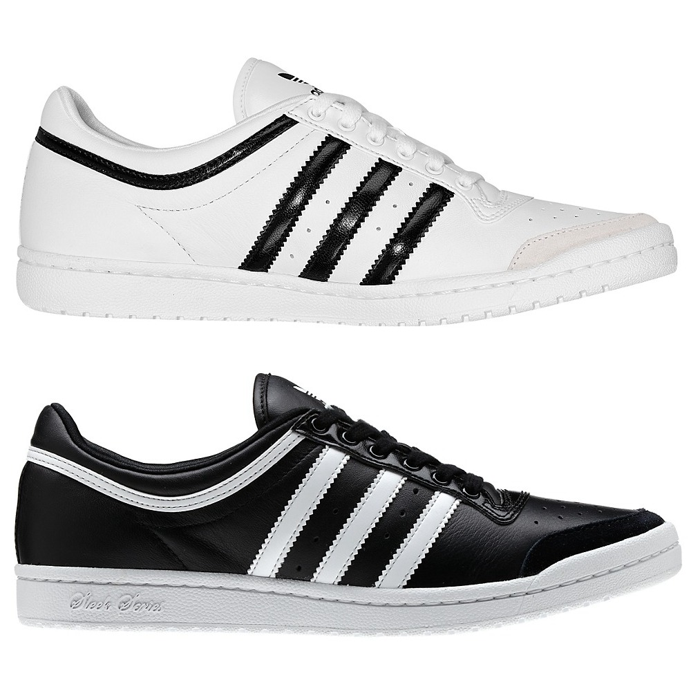 adidas originals top ten lo sleek schuhe sneaker turnschuhe damen leder ebay. Black Bedroom Furniture Sets. Home Design Ideas