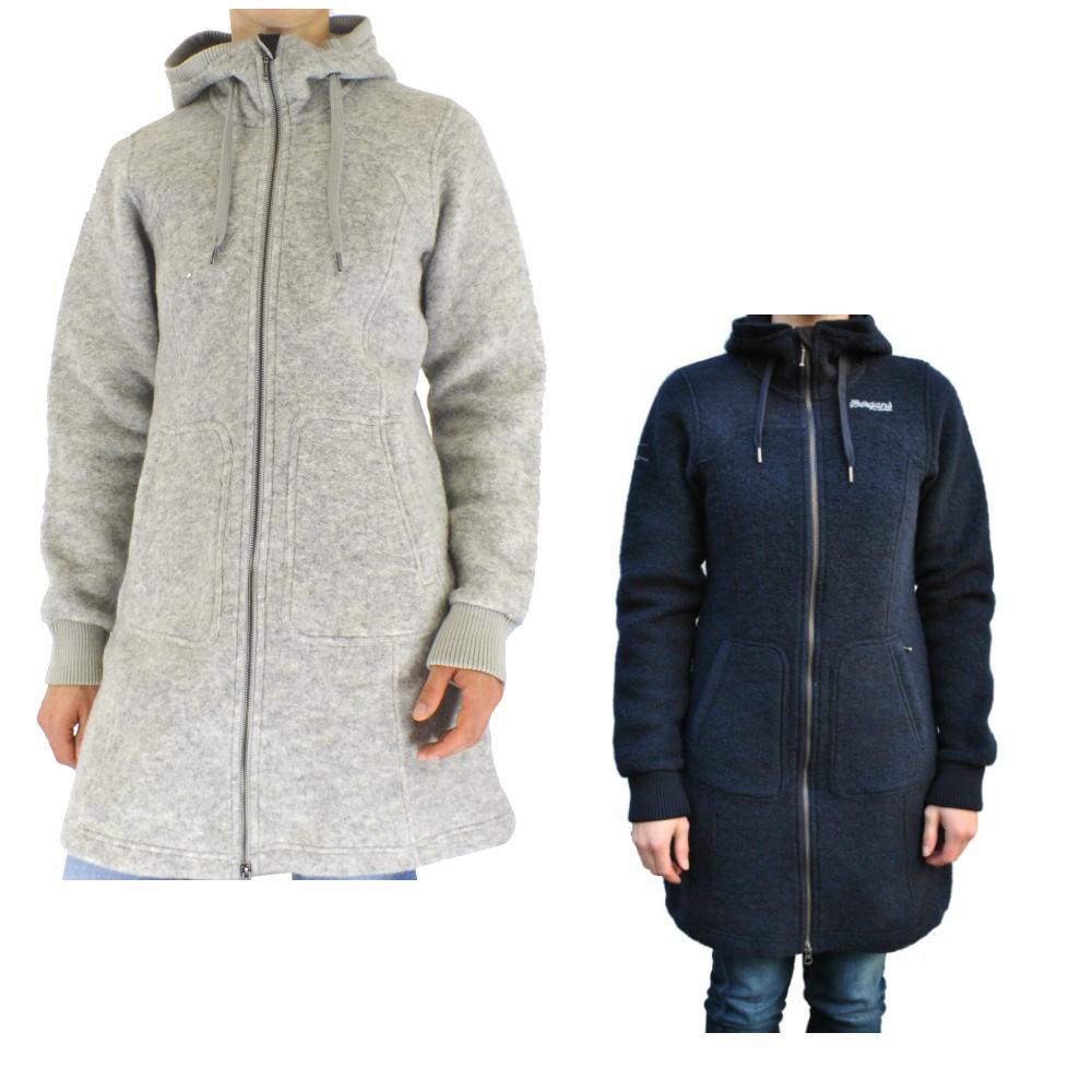 bergans myrull ii lady coat jacke mantel schurwolle damen. Black Bedroom Furniture Sets. Home Design Ideas