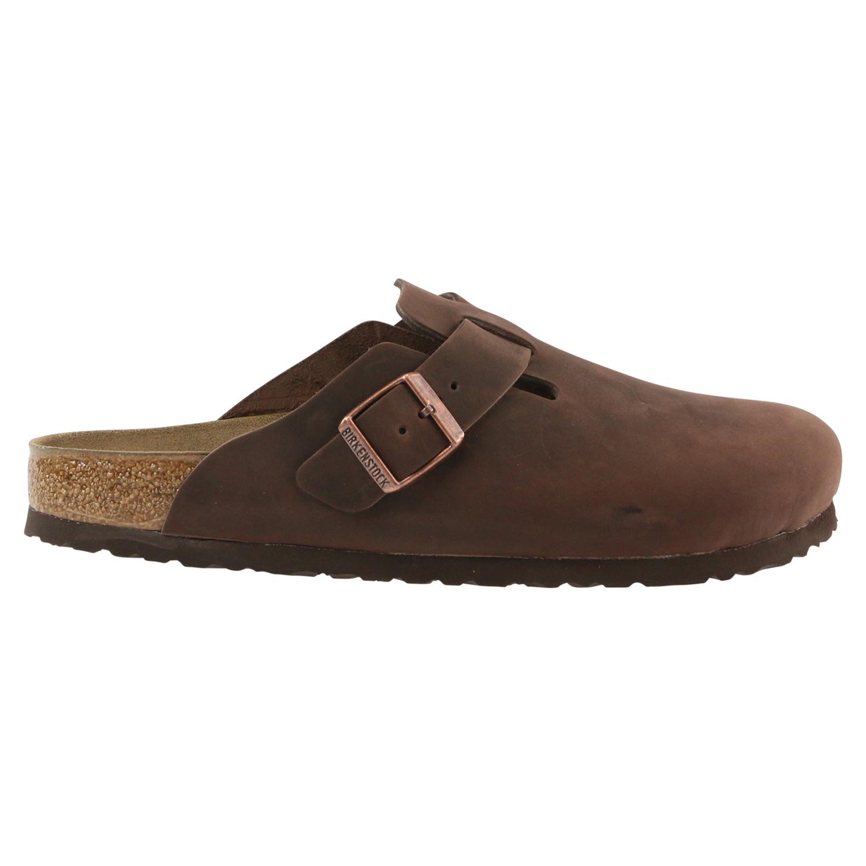 birkenstock boston schuhe sandalen clogs hausschuhe unisex schmal und normal ebay. Black Bedroom Furniture Sets. Home Design Ideas