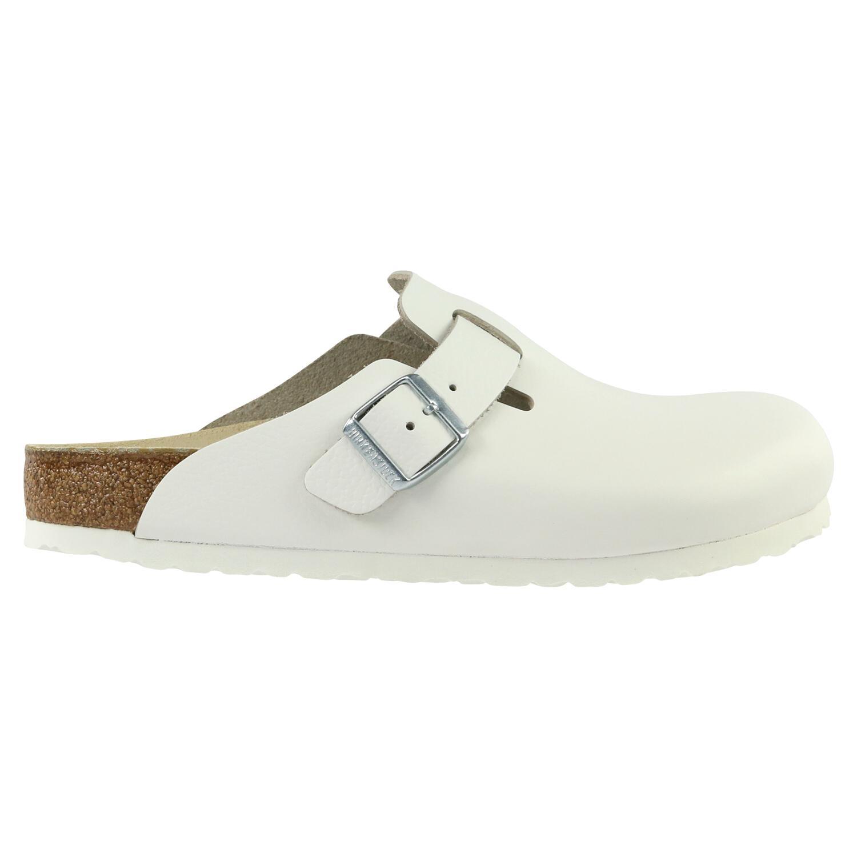 Birkenstock Boston Schuhe Sandalen Hausschuhe Unisex schmal und normal