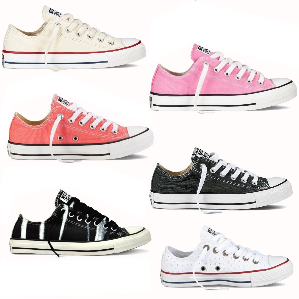 converse chucks all star ox schuhe sneaker turnschuhe. Black Bedroom Furniture Sets. Home Design Ideas
