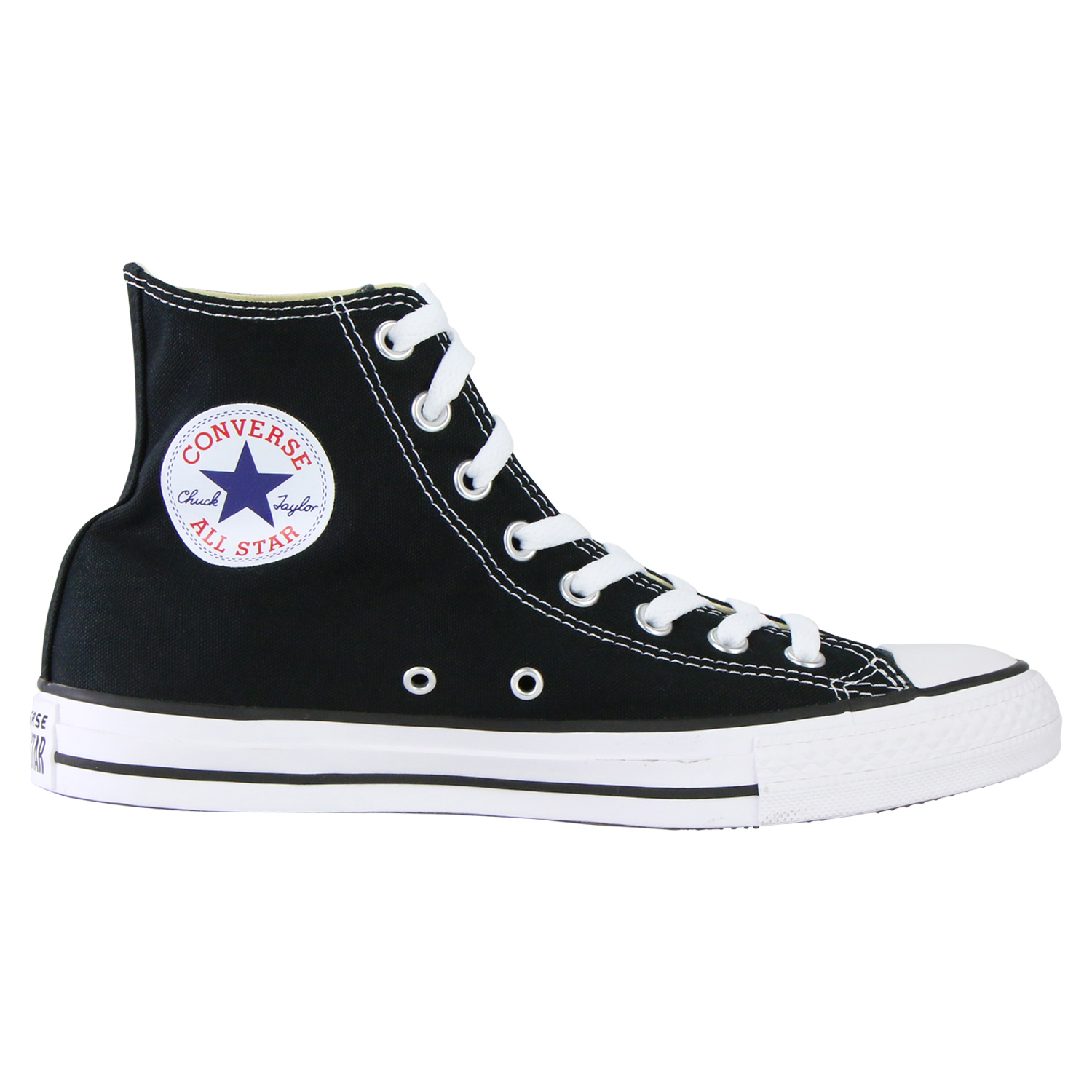 converse chucks all star hi m9160c black canvas schuhe. Black Bedroom Furniture Sets. Home Design Ideas