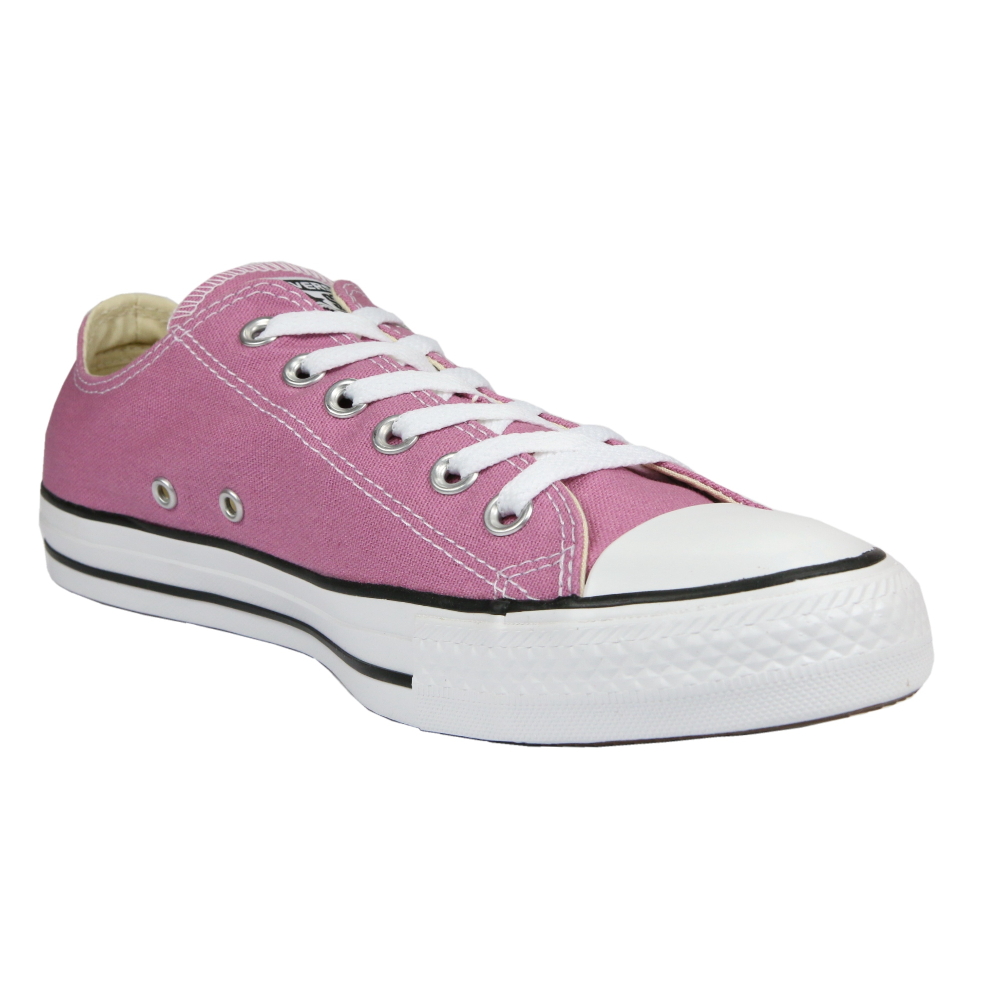 converse all star chuck taylor ox shoes trainers ladies. Black Bedroom Furniture Sets. Home Design Ideas