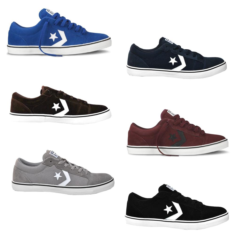 converse badge ii ox schuhe sneaker turnschuhe herren damen diverse farben ebay. Black Bedroom Furniture Sets. Home Design Ideas