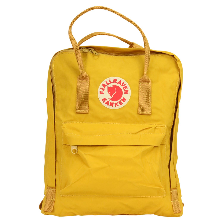 how to clean fjallraven kanken backpack
