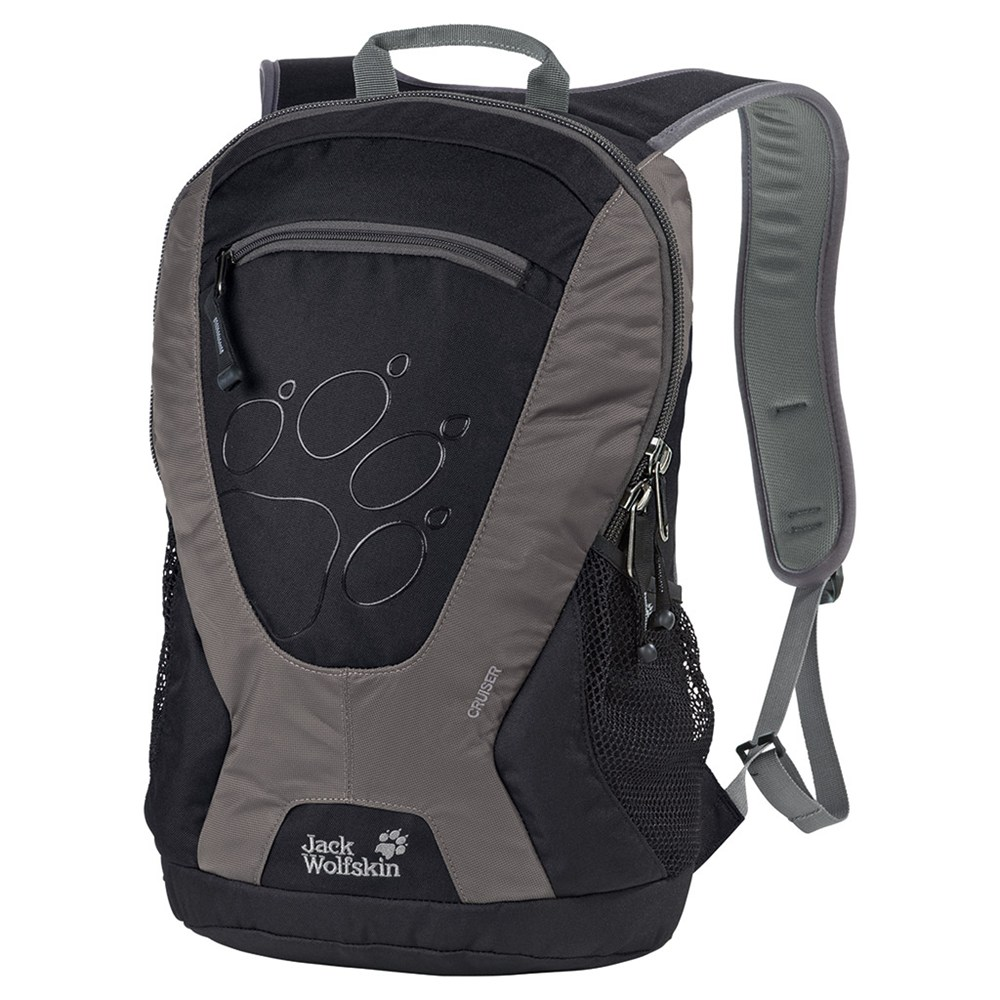jack wolfskin cruiser rucksack tagesrucksack outdoor sport. Black Bedroom Furniture Sets. Home Design Ideas