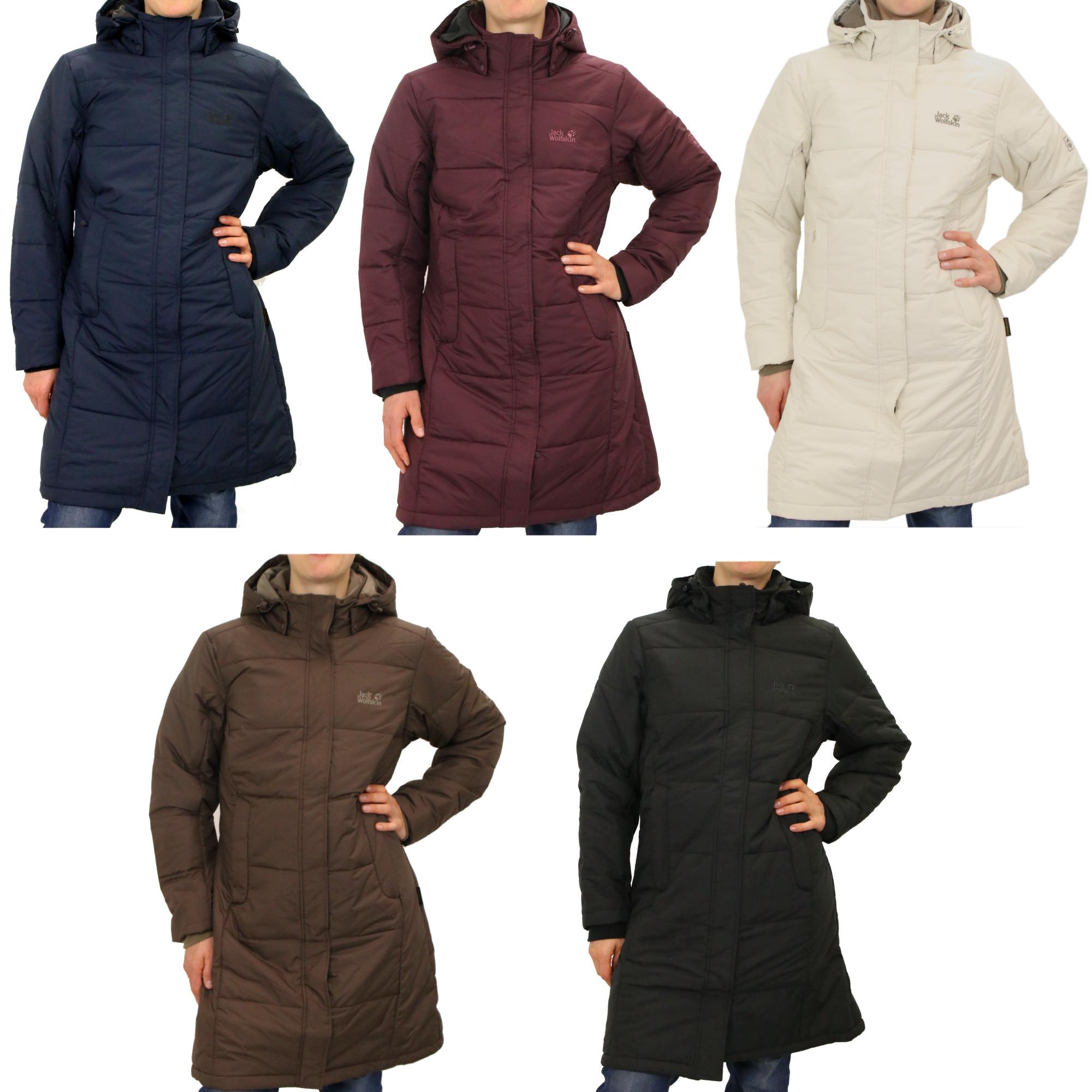 jack wolfskin iceguard coat damen