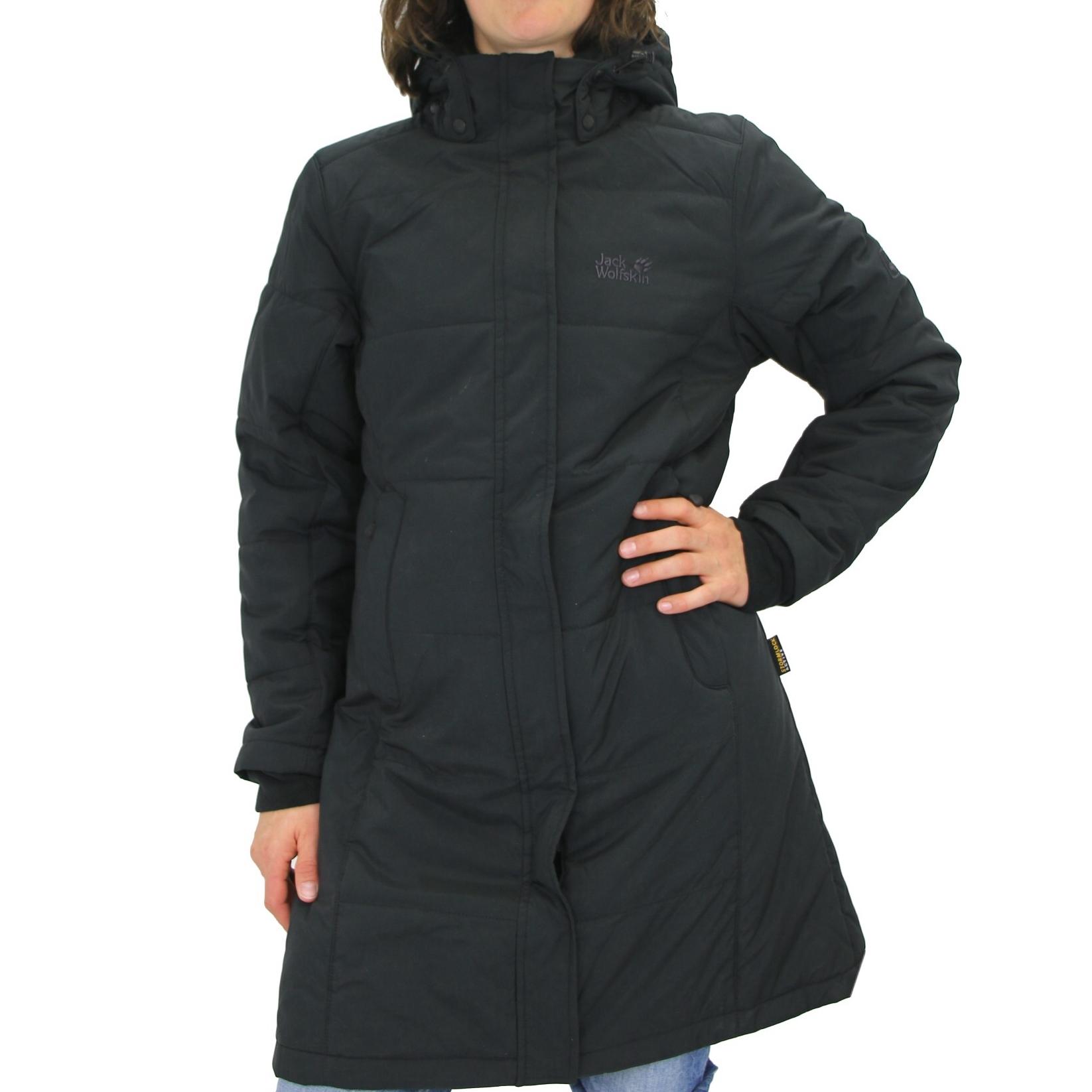 jack wolfskin iceguard coat mantel wintermantel parka. Black Bedroom Furniture Sets. Home Design Ideas