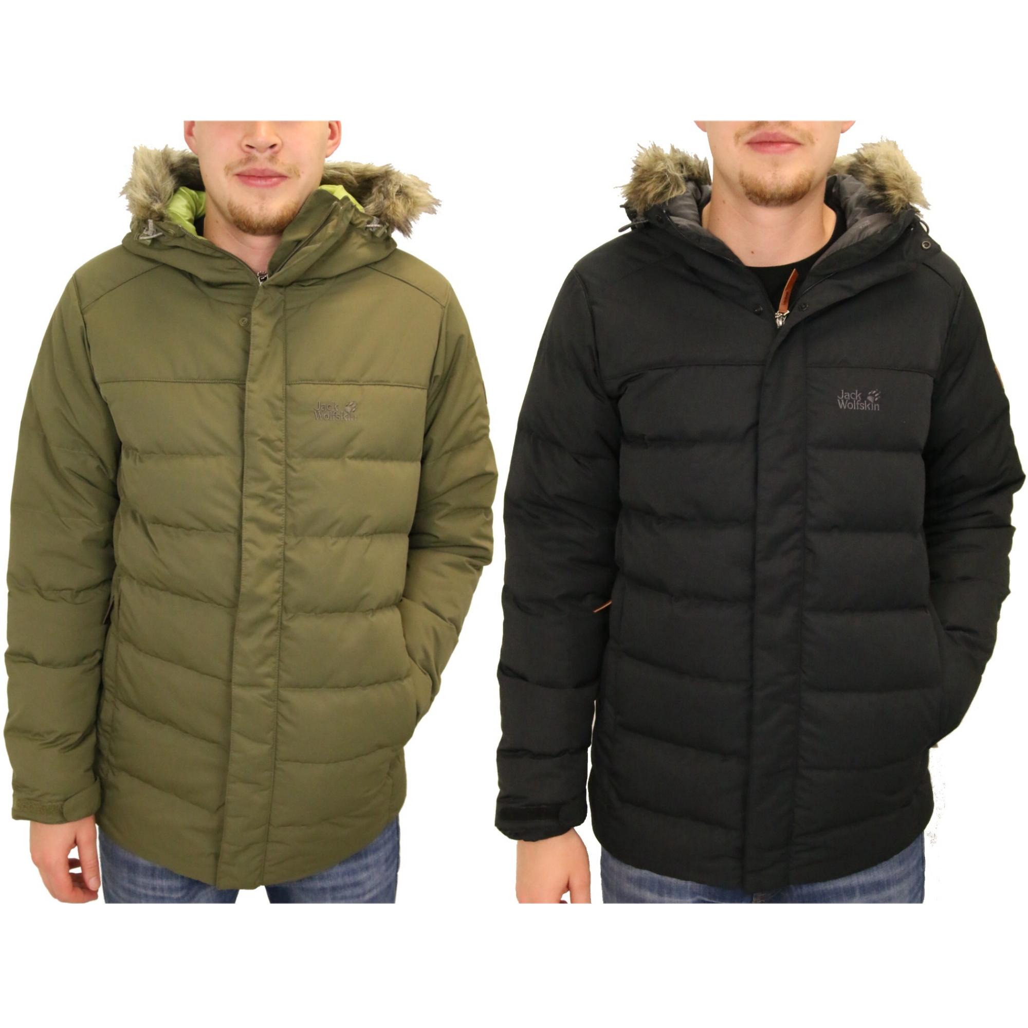 jack wolfskin terrenceville insulated jacket winterjacke. Black Bedroom Furniture Sets. Home Design Ideas