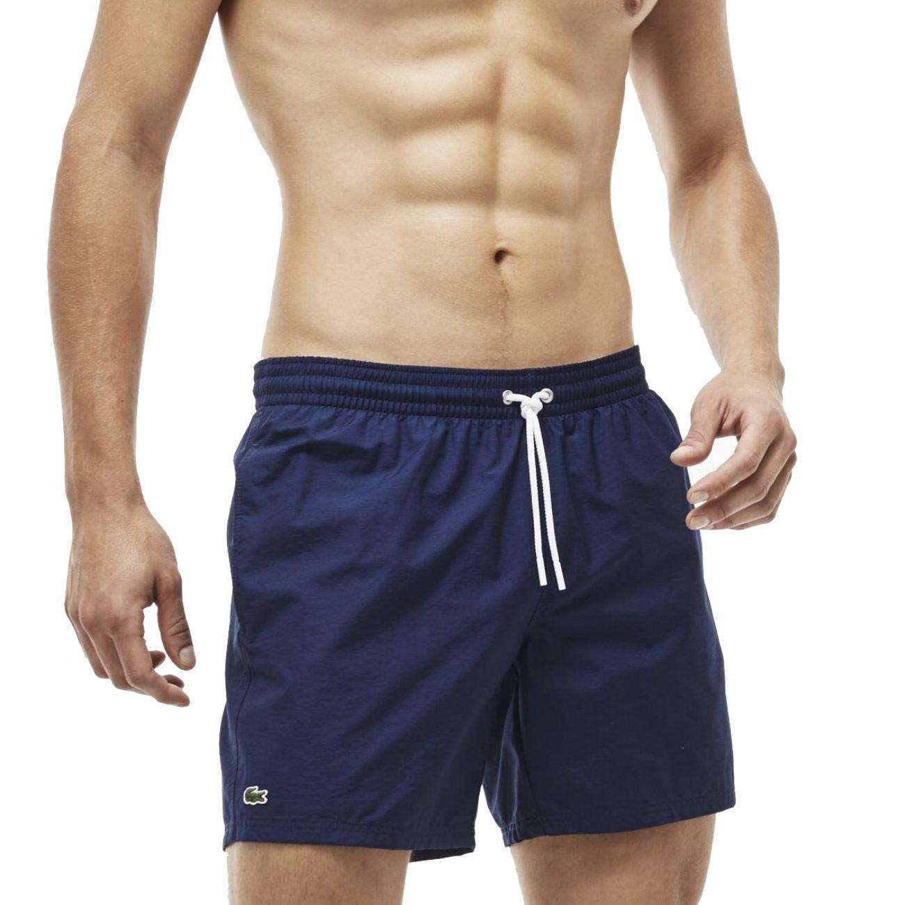 Lacoste costume pantaloncini da bagno costumi da bagno - Costumi da bagno uomo extra large ...