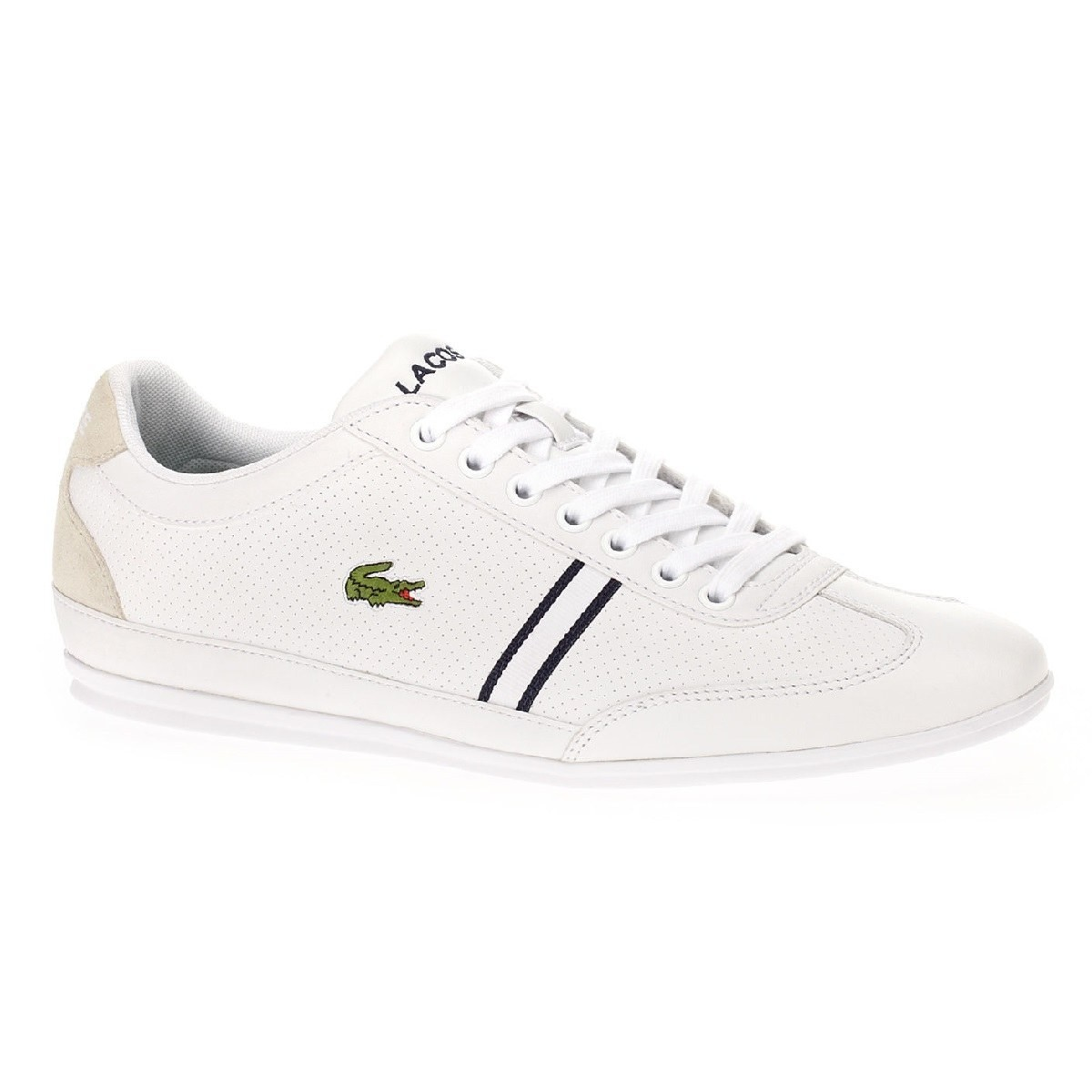 lacoste misano sport htb schuhe turnschuhe sneaker. Black Bedroom Furniture Sets. Home Design Ideas