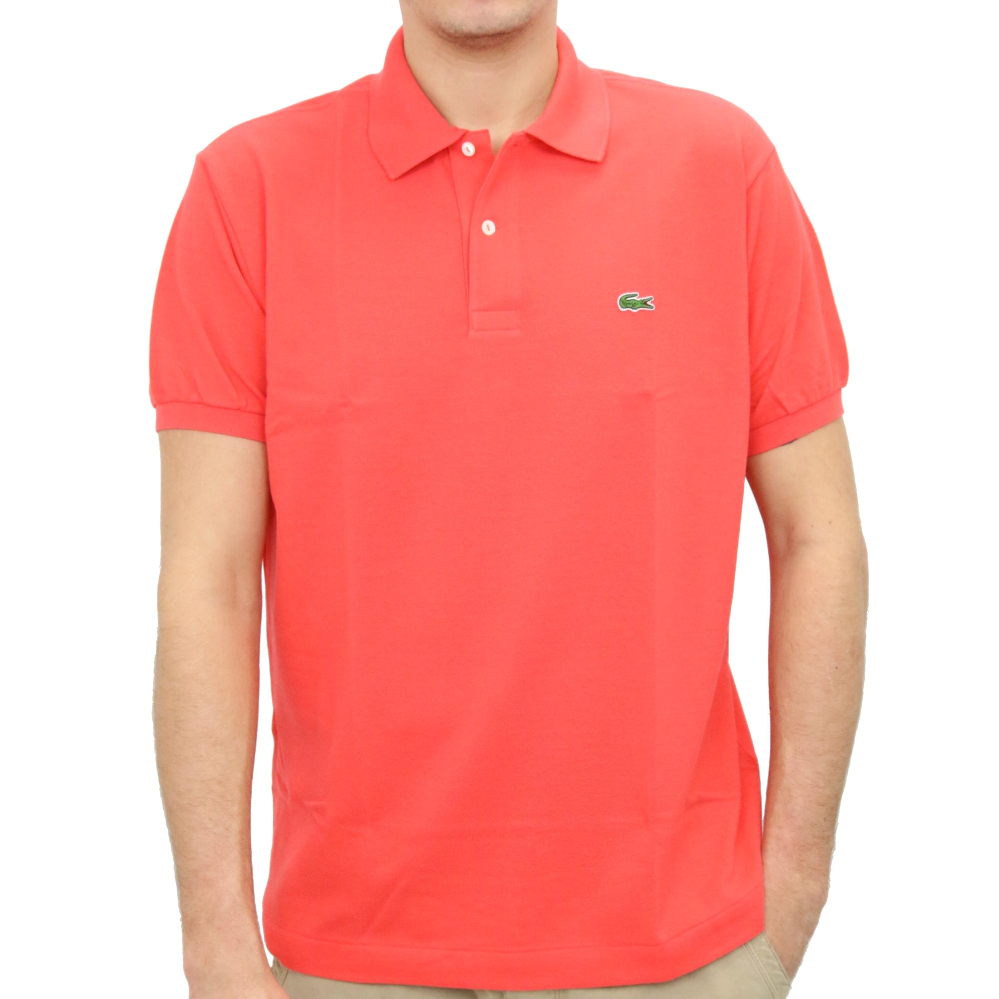 Lacoste original polo shirt polohemd diverse for Colori polo lacoste