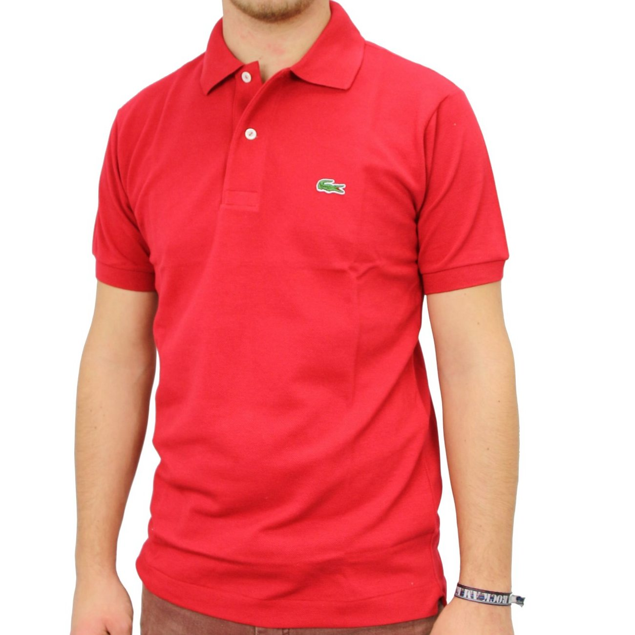 Mens Lacoste Polo T Shirts
