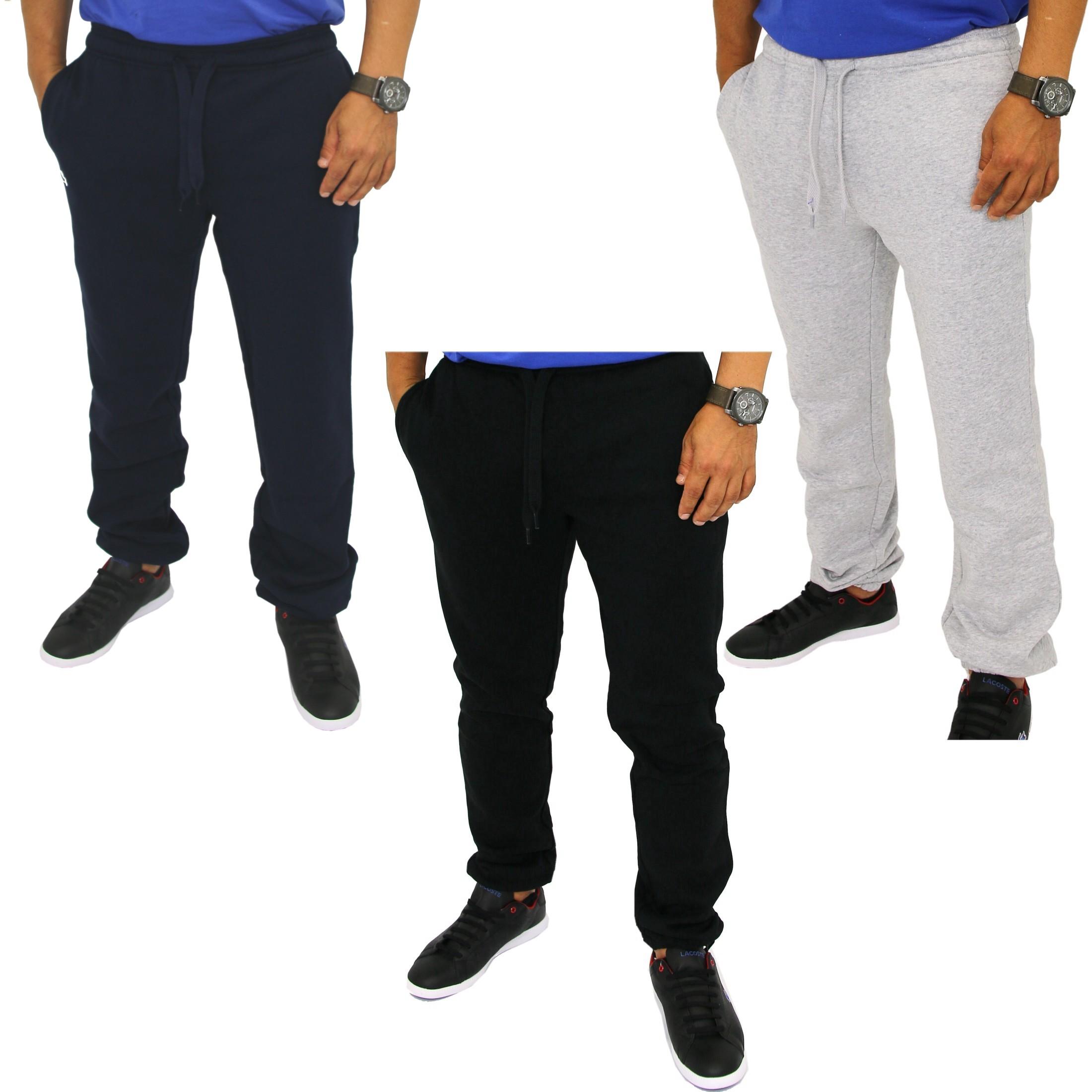 lacoste sport hose trainingshose jogginghose herren blau. Black Bedroom Furniture Sets. Home Design Ideas