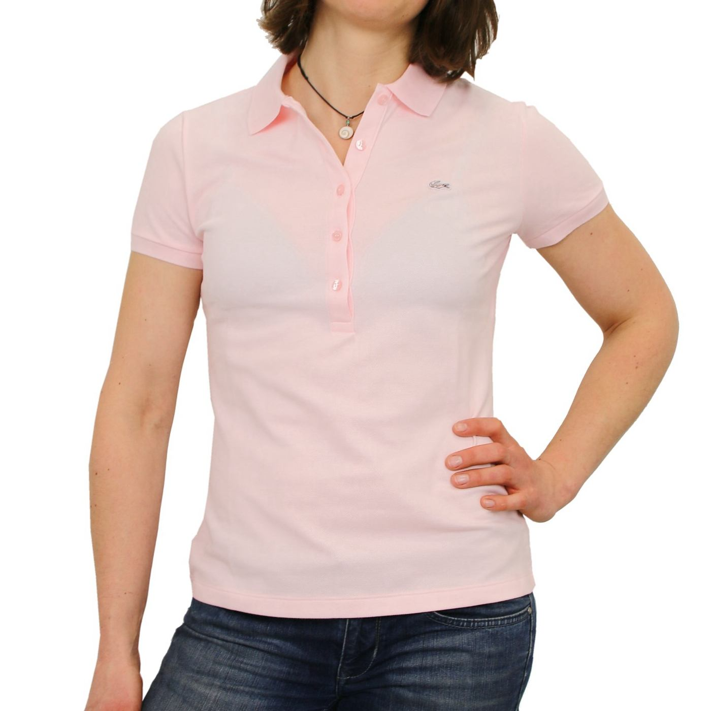 Polo T Shirt Damen