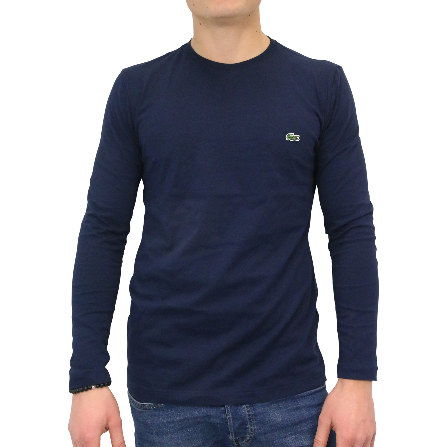 lacoste t shirt longsleeve pullover men 39 s various colors. Black Bedroom Furniture Sets. Home Design Ideas