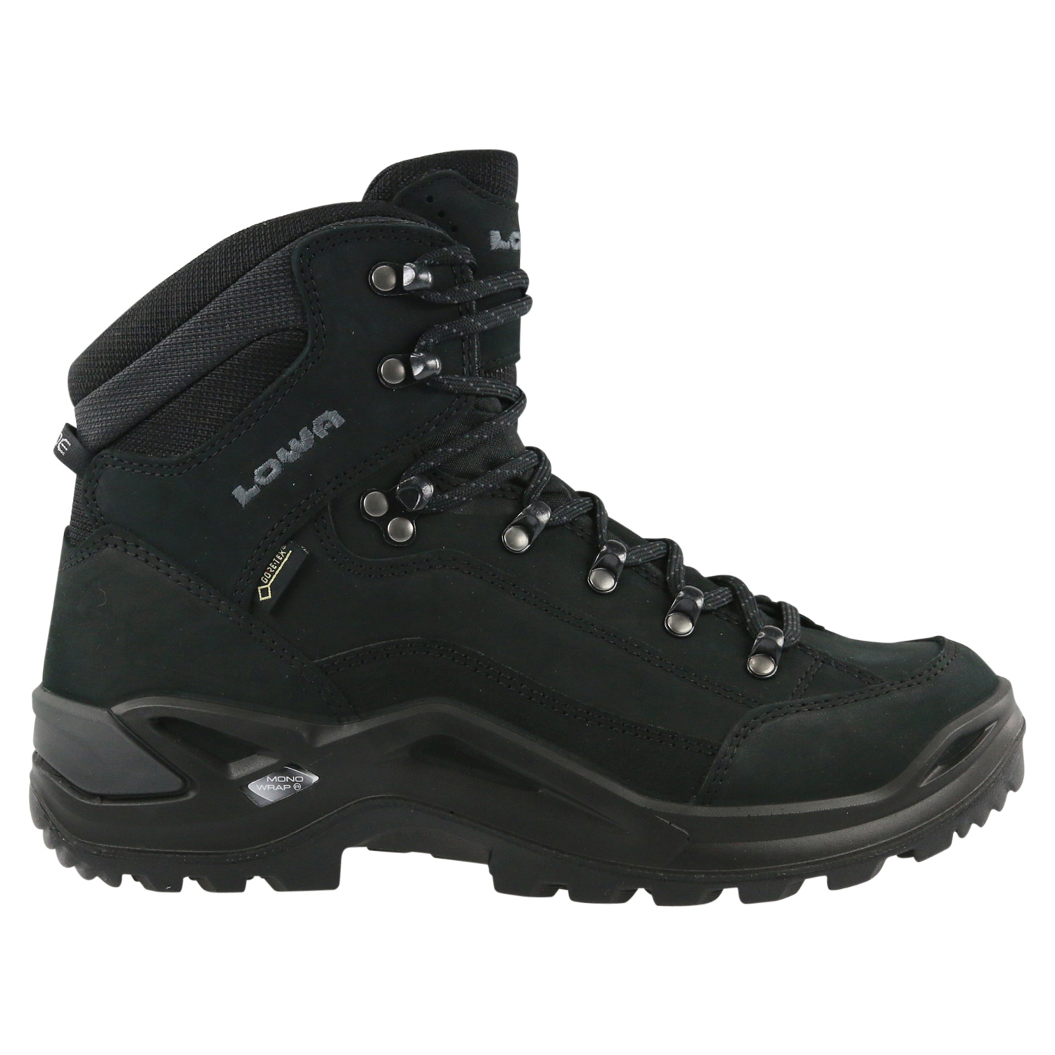 lowa renegade gtx gore tex mid stiefel boots wanderschuhe outdoor herren ebay. Black Bedroom Furniture Sets. Home Design Ideas