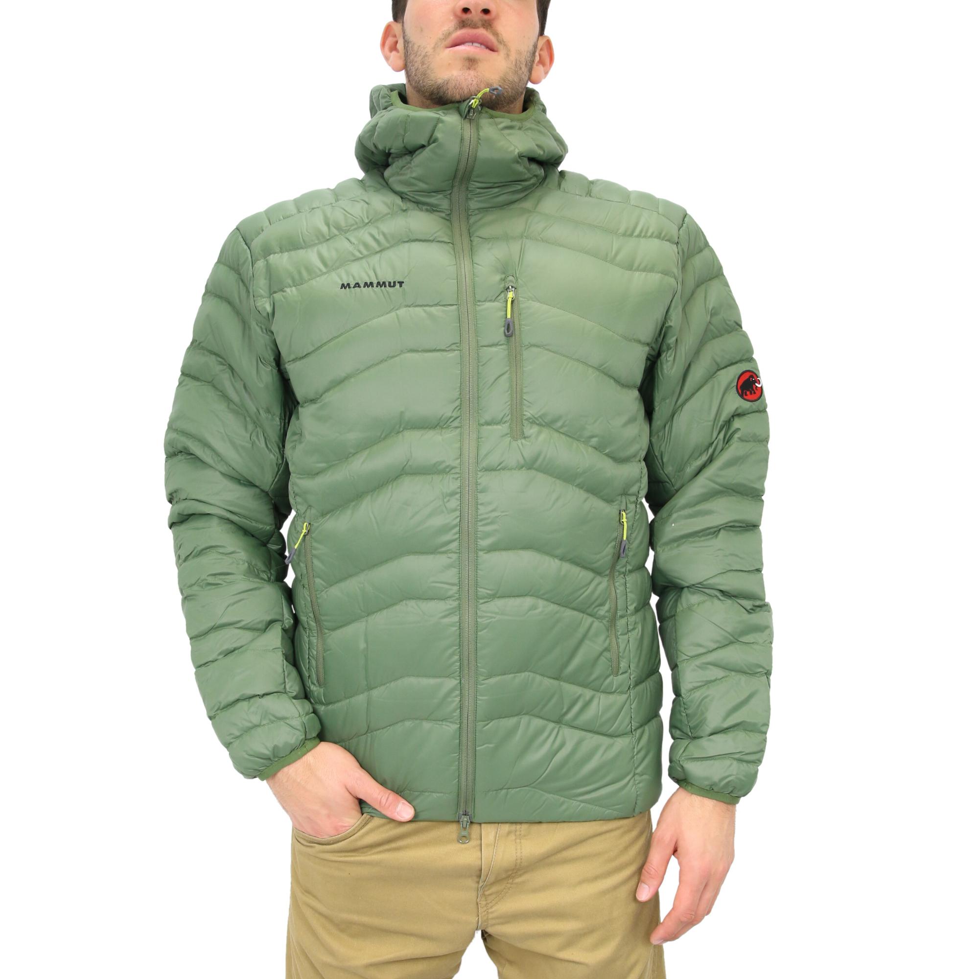 mammut broad peak light in jacket herren winterjacke daunenjacke gr n 750 cuin ebay. Black Bedroom Furniture Sets. Home Design Ideas