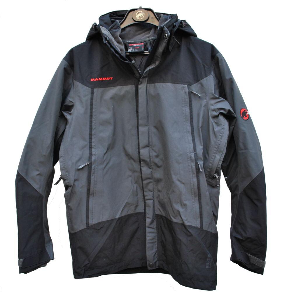 mammut ayako 4 s jacket men graphite black herren jacke winterjacke outdoor ebay. Black Bedroom Furniture Sets. Home Design Ideas