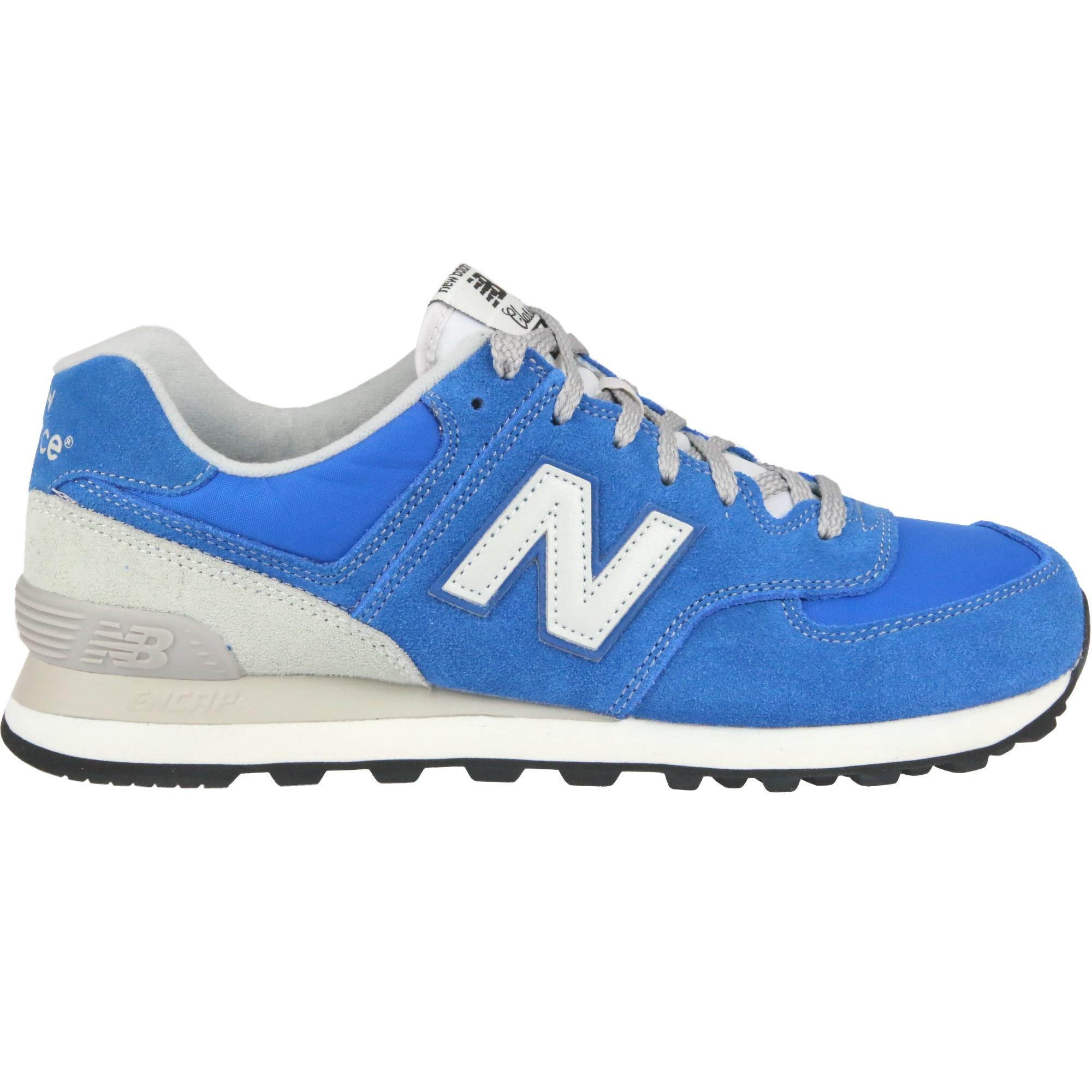 NEW Balance ml574 Scarpe Sneaker Scarpe da ginnastica uomo donna tessile VARI COLORI
