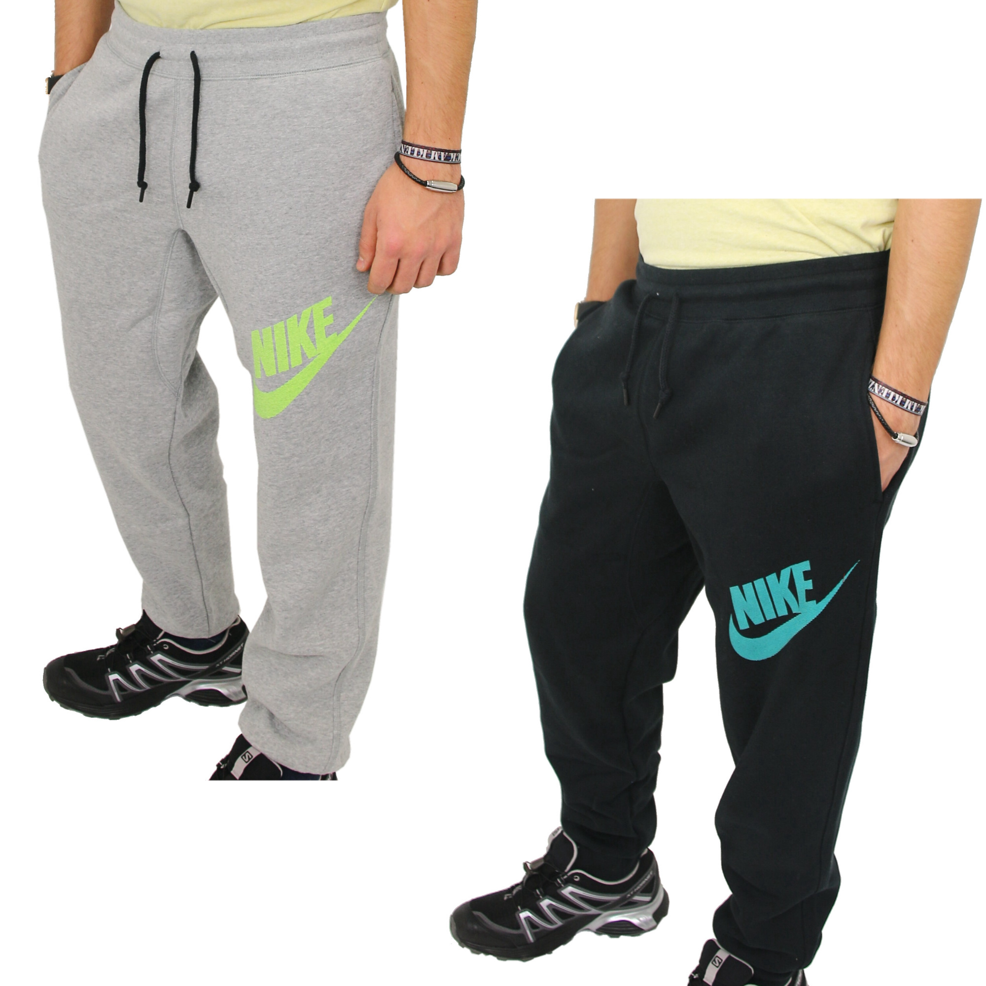 nike aw77 fleece cuff pant hose sporthose jogginghose. Black Bedroom Furniture Sets. Home Design Ideas