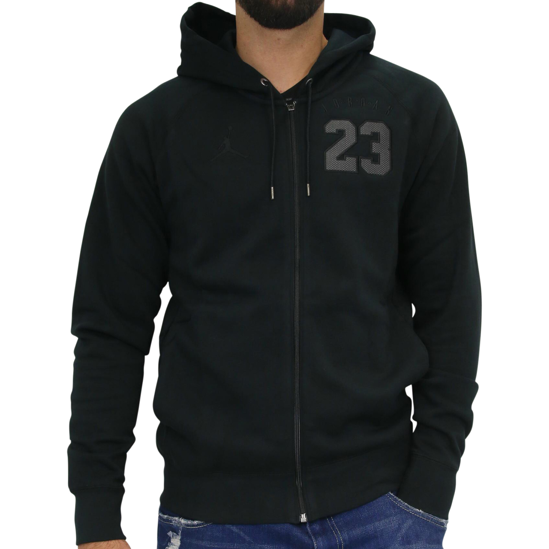nike air jordan 6 herren fleece hoodie kapuzenpullover. Black Bedroom Furniture Sets. Home Design Ideas