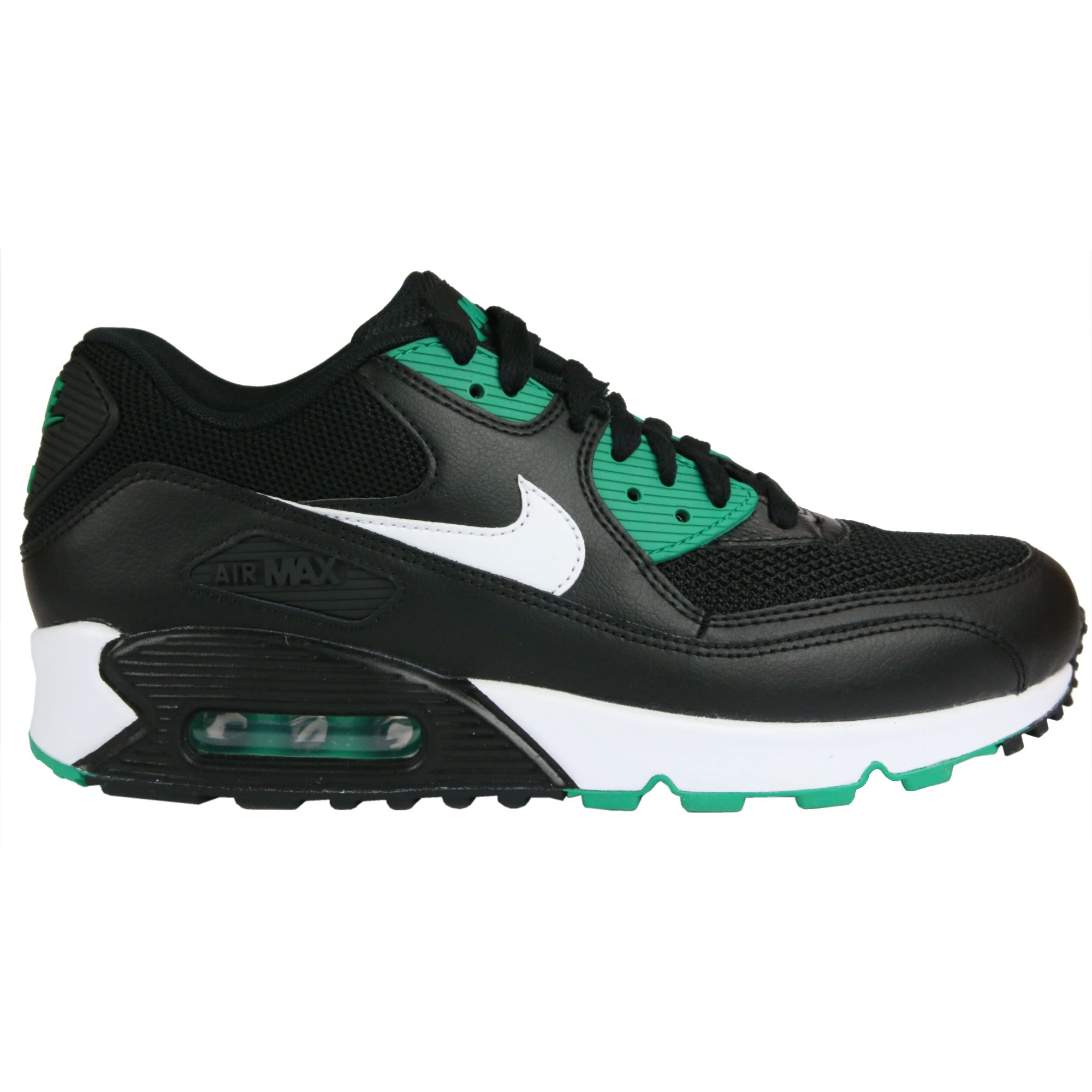 nike air max 90 essential shoes sneakers trainers leather. Black Bedroom Furniture Sets. Home Design Ideas