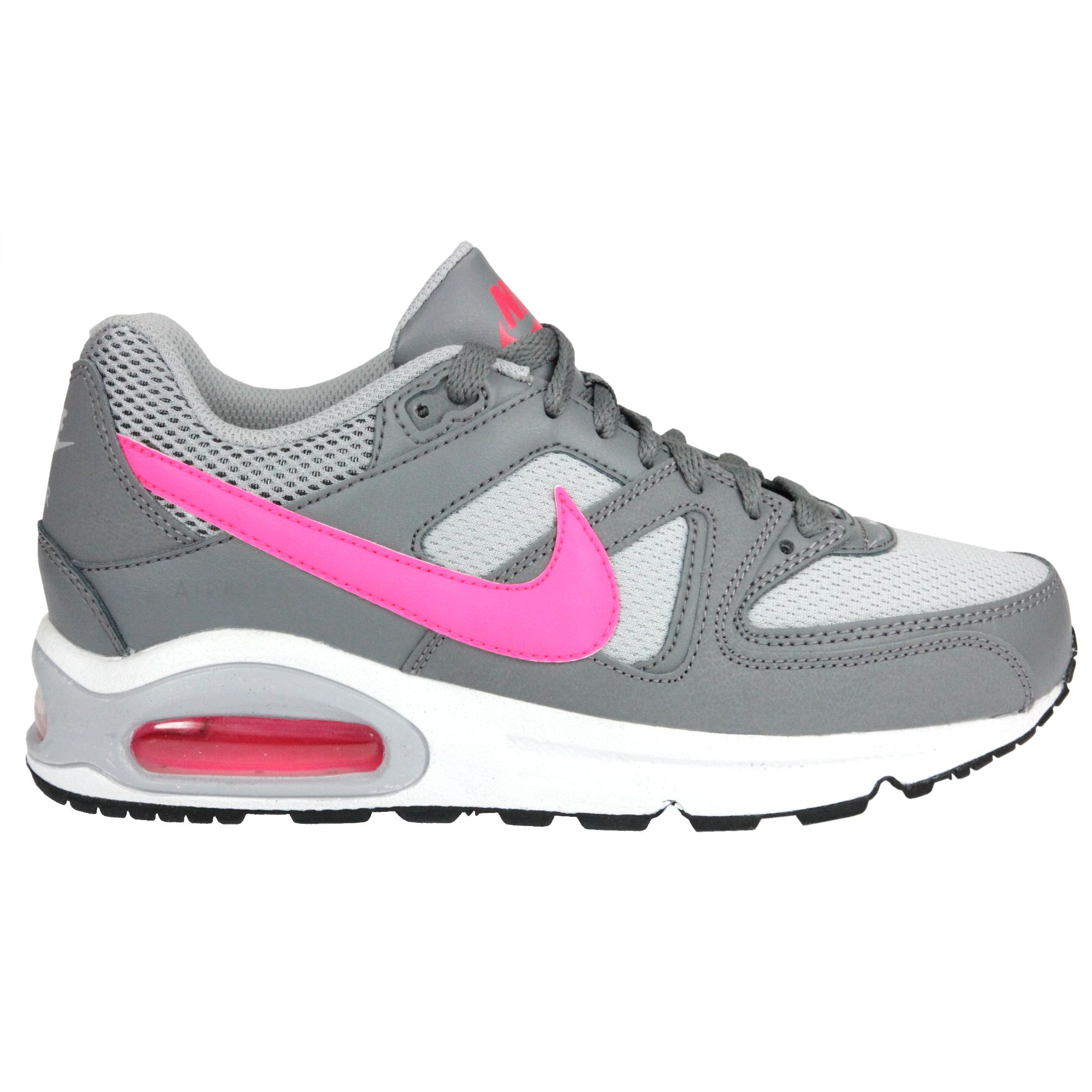 nike air max command gs damen kinder schuhe turnschuhe sneaker leder mesh ebay. Black Bedroom Furniture Sets. Home Design Ideas