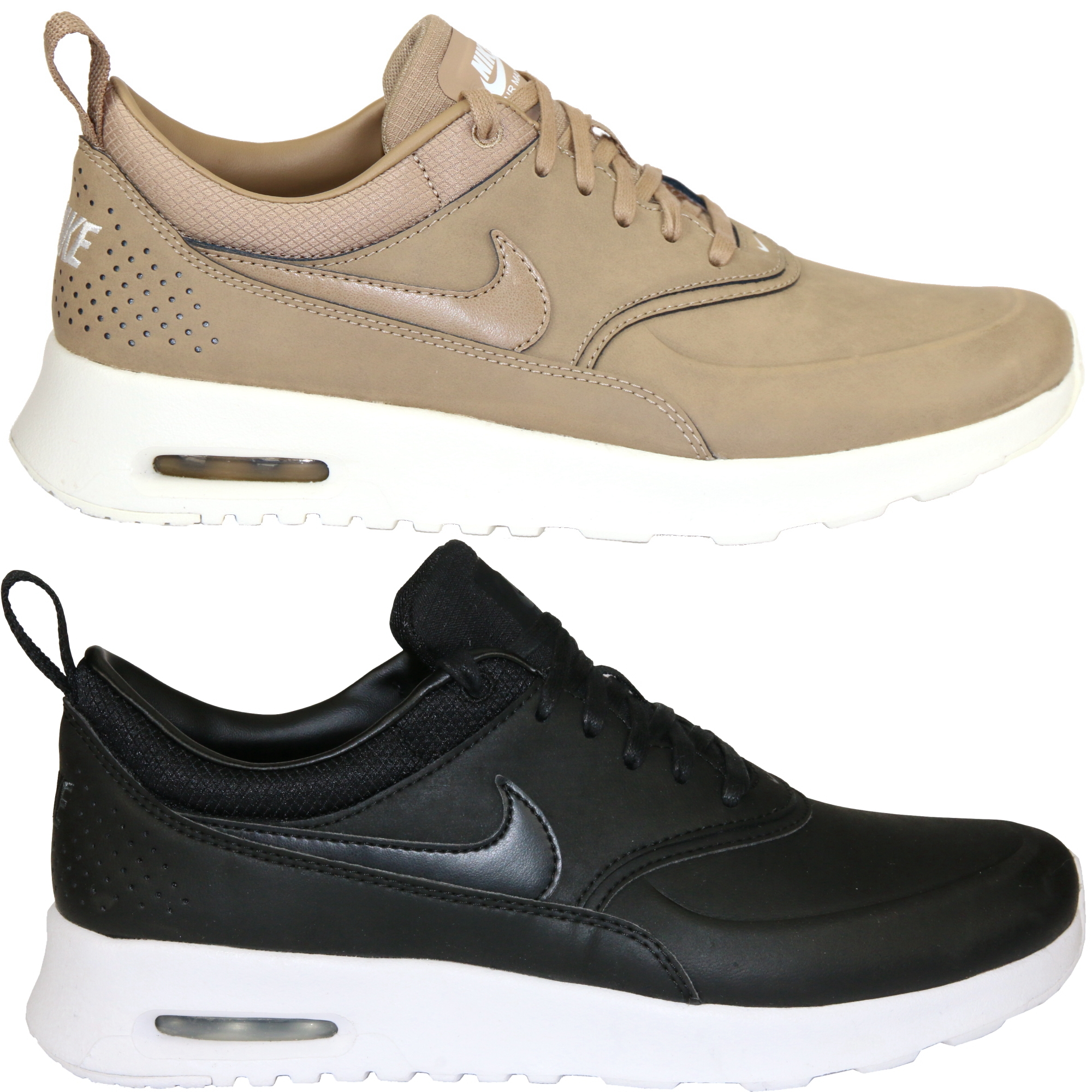 nike air max thea premium beige damen. Black Bedroom Furniture Sets. Home Design Ideas