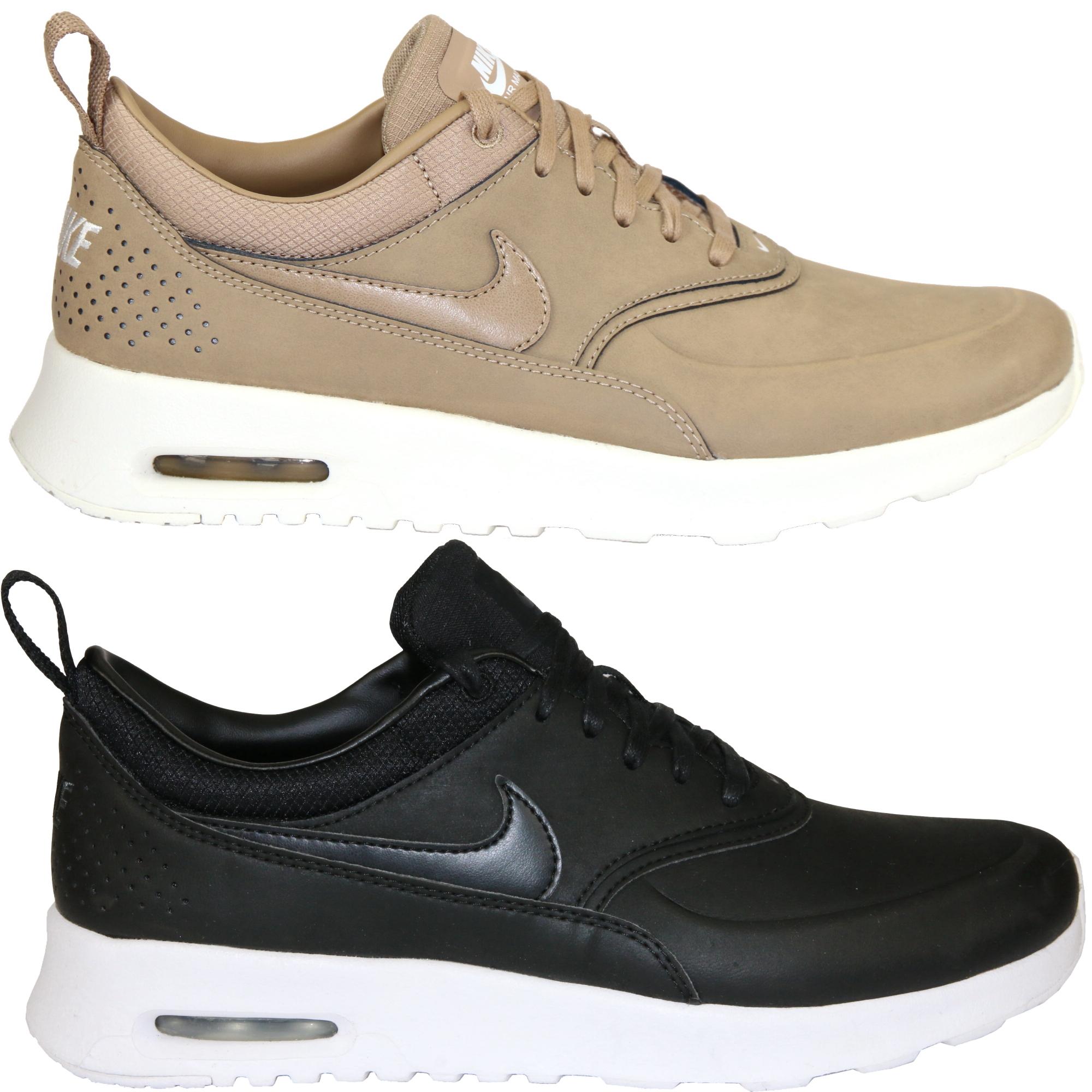 nike air max thea premium schuhe sneaker turnschuhe leder. Black Bedroom Furniture Sets. Home Design Ideas