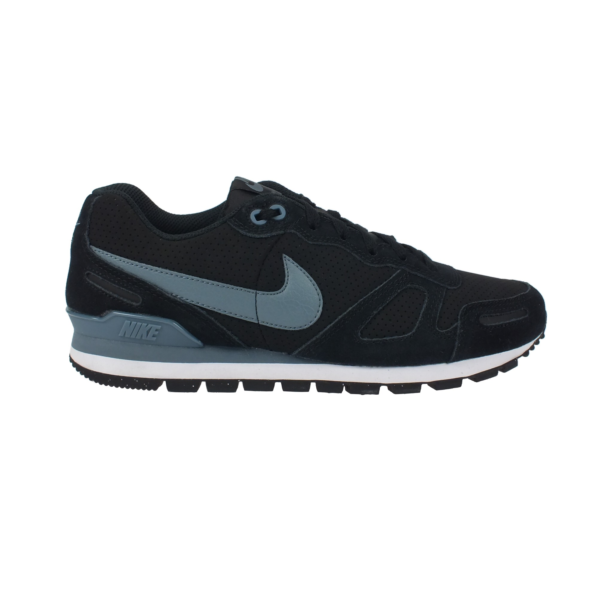 nike air waffle trainer leather men 39 s trainers shoes various colours ebay. Black Bedroom Furniture Sets. Home Design Ideas