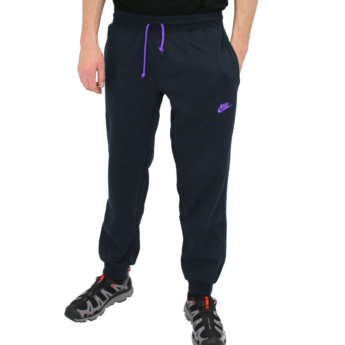 Nike-AW77-Fleece-Pant-Herren-Hose-Jogginghose-Sporthose-diverse-Farben