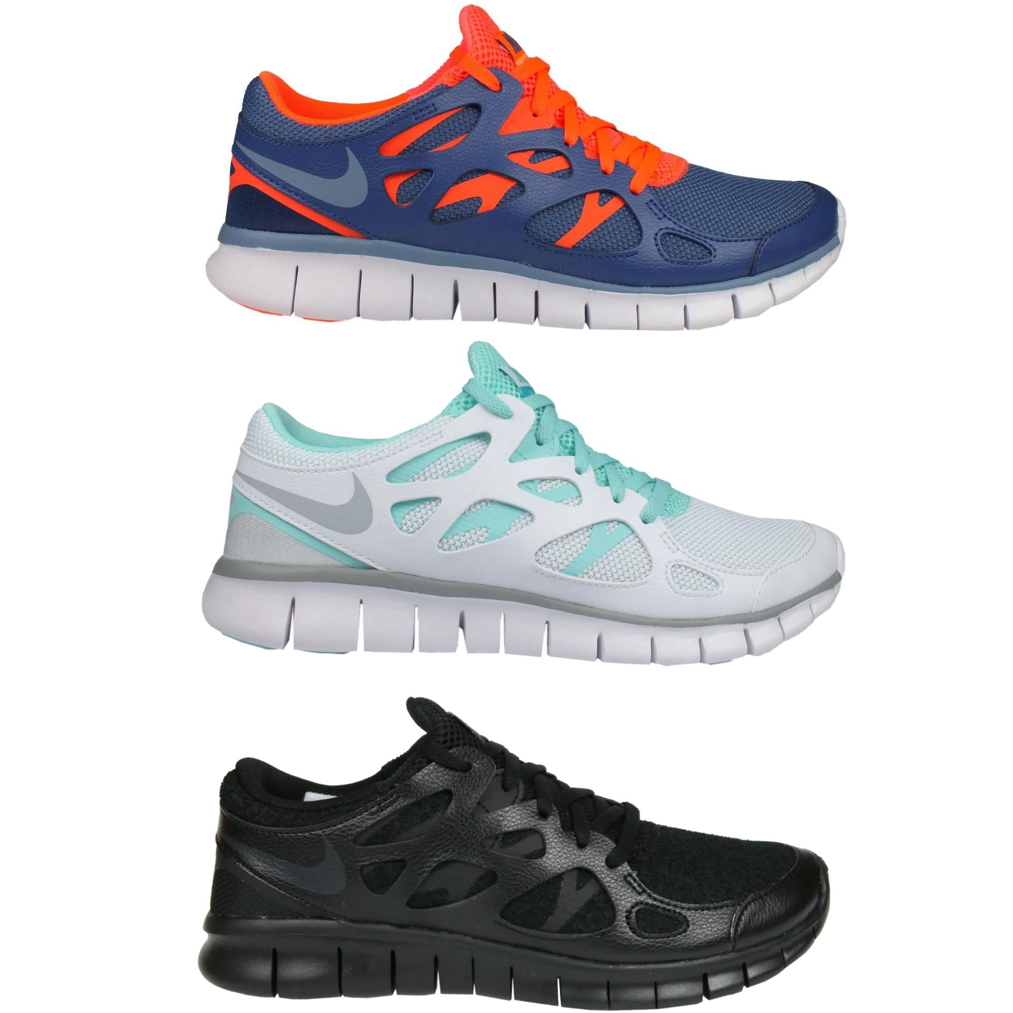 Nike Free Run 2 Schwarz Zalando