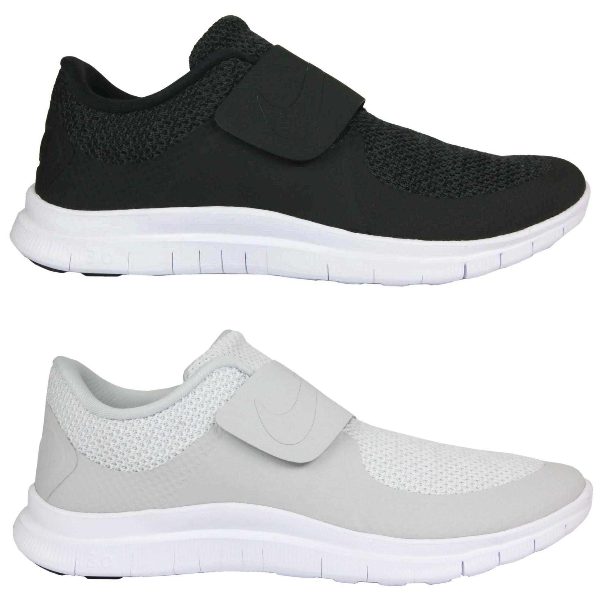 nike free socfly schuhe turnschuhe sneaker klettverschluss herren 724851 ebay. Black Bedroom Furniture Sets. Home Design Ideas