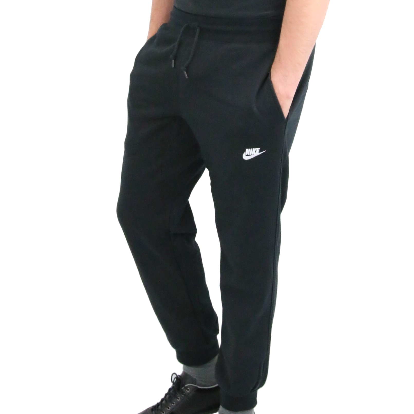 nike aw77 ft cuff pant herren hose jogginghose sporthose. Black Bedroom Furniture Sets. Home Design Ideas