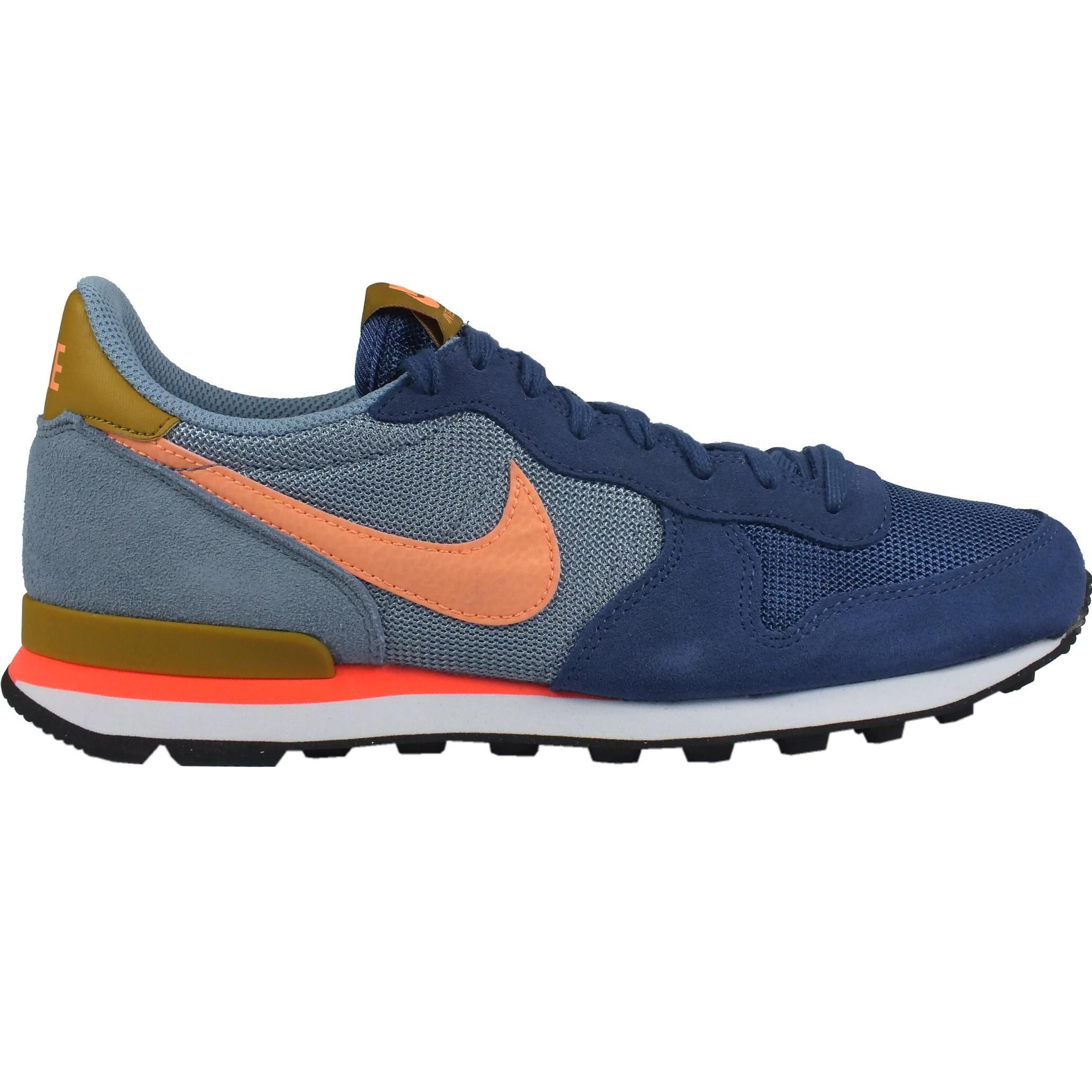 nike internationalist blue legend schuhe sneaker. Black Bedroom Furniture Sets. Home Design Ideas
