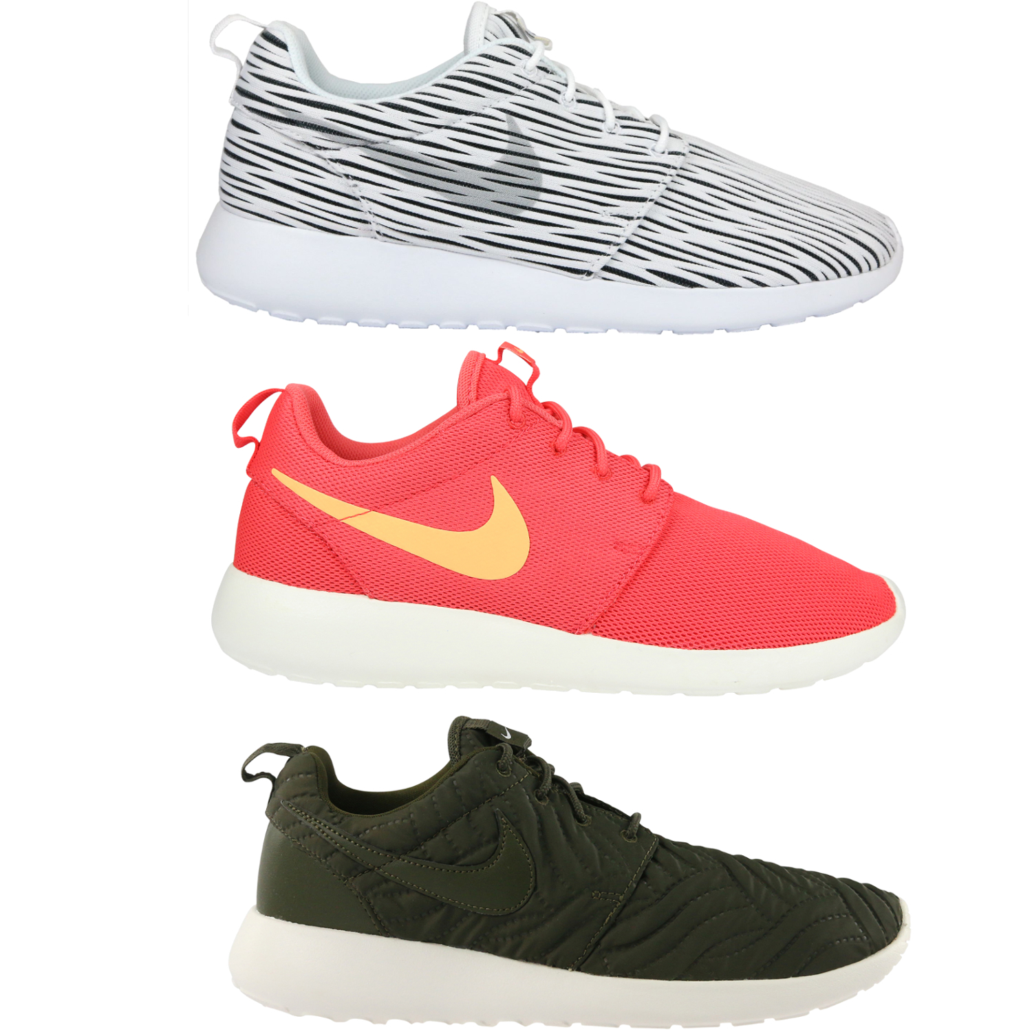 nike roshe one schuhe sneaker turnschuhe rosherun damen ebay. Black Bedroom Furniture Sets. Home Design Ideas