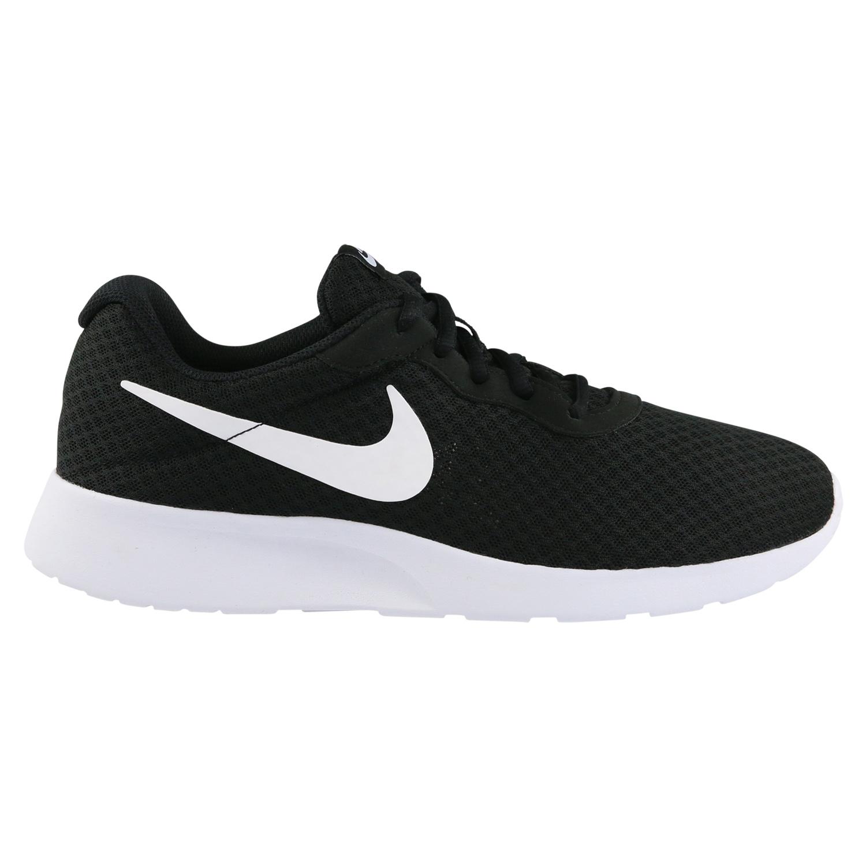nike tanjun shoes gym shoes sneakers mens 812654 011 black. Black Bedroom Furniture Sets. Home Design Ideas